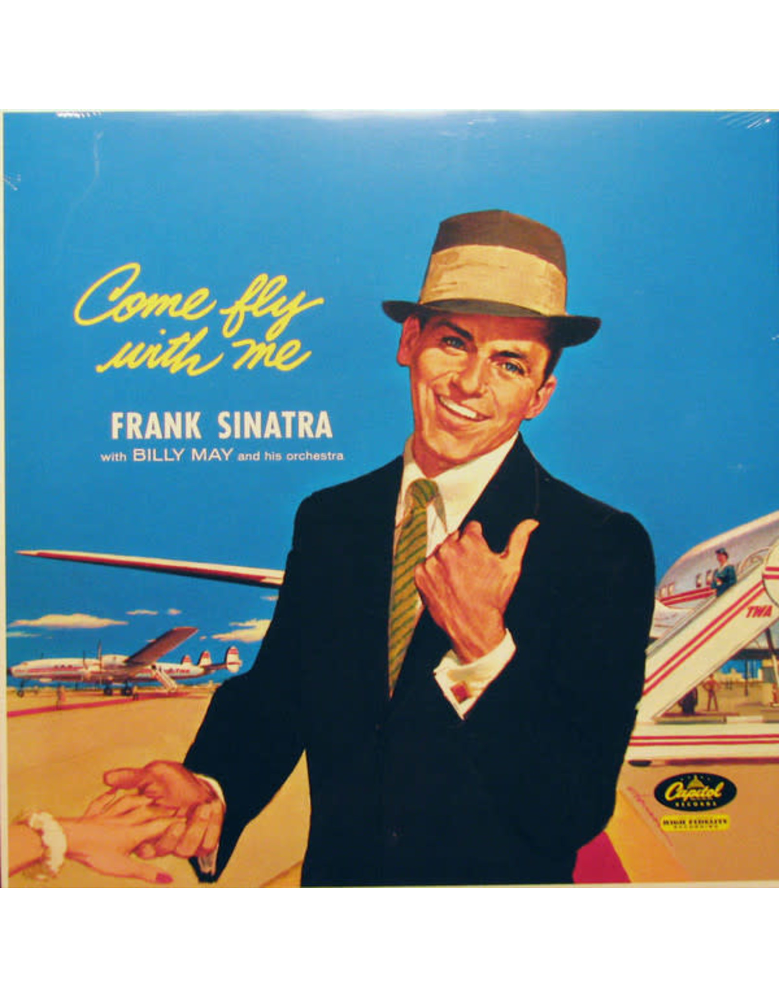 New Vinyl Frank Sinatra - Come Fly With Me LP