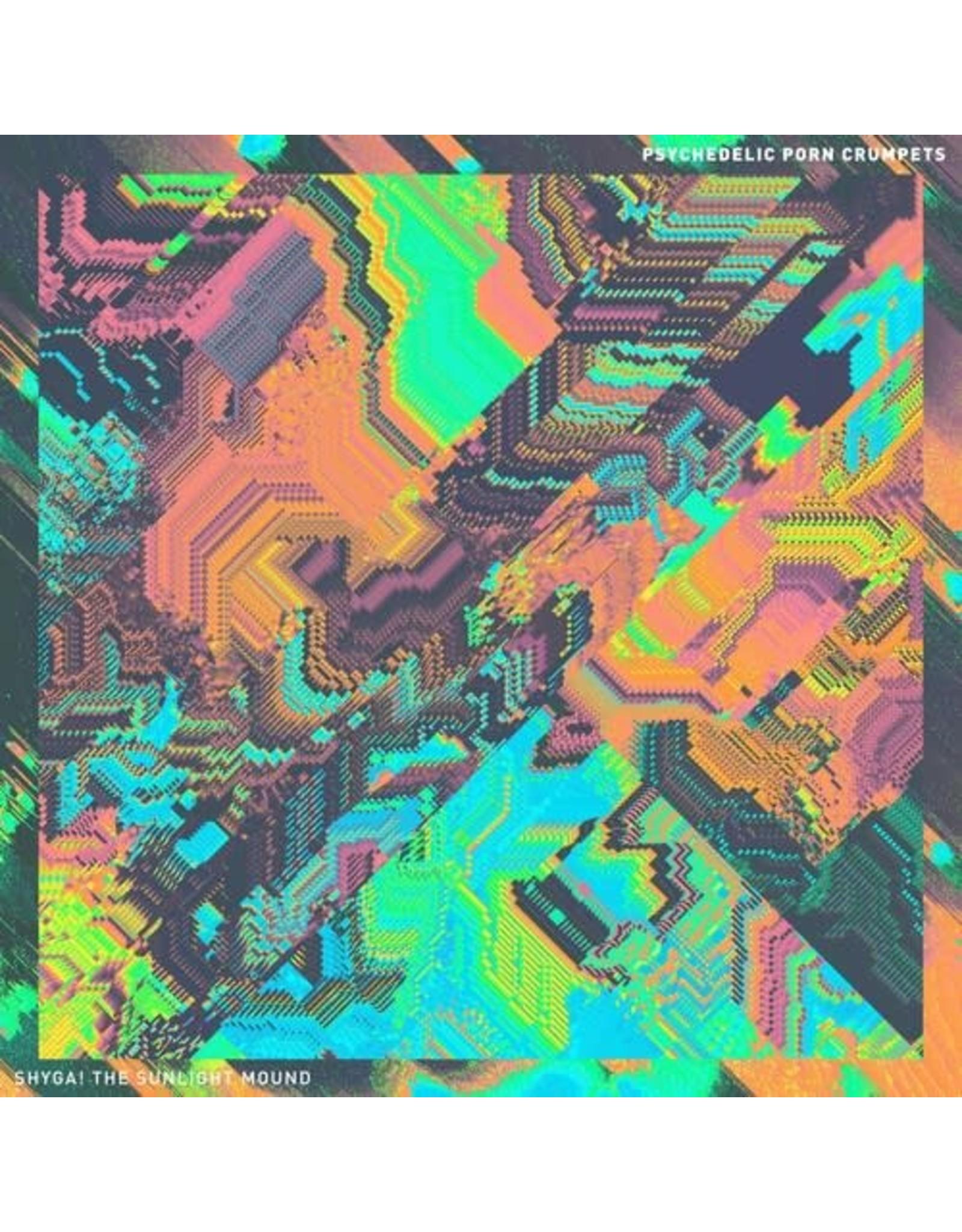 New Vinyl Psychedelic Porn Crumpets - SHYGA! The Sunlight Mound (IEX, Splatter) LP