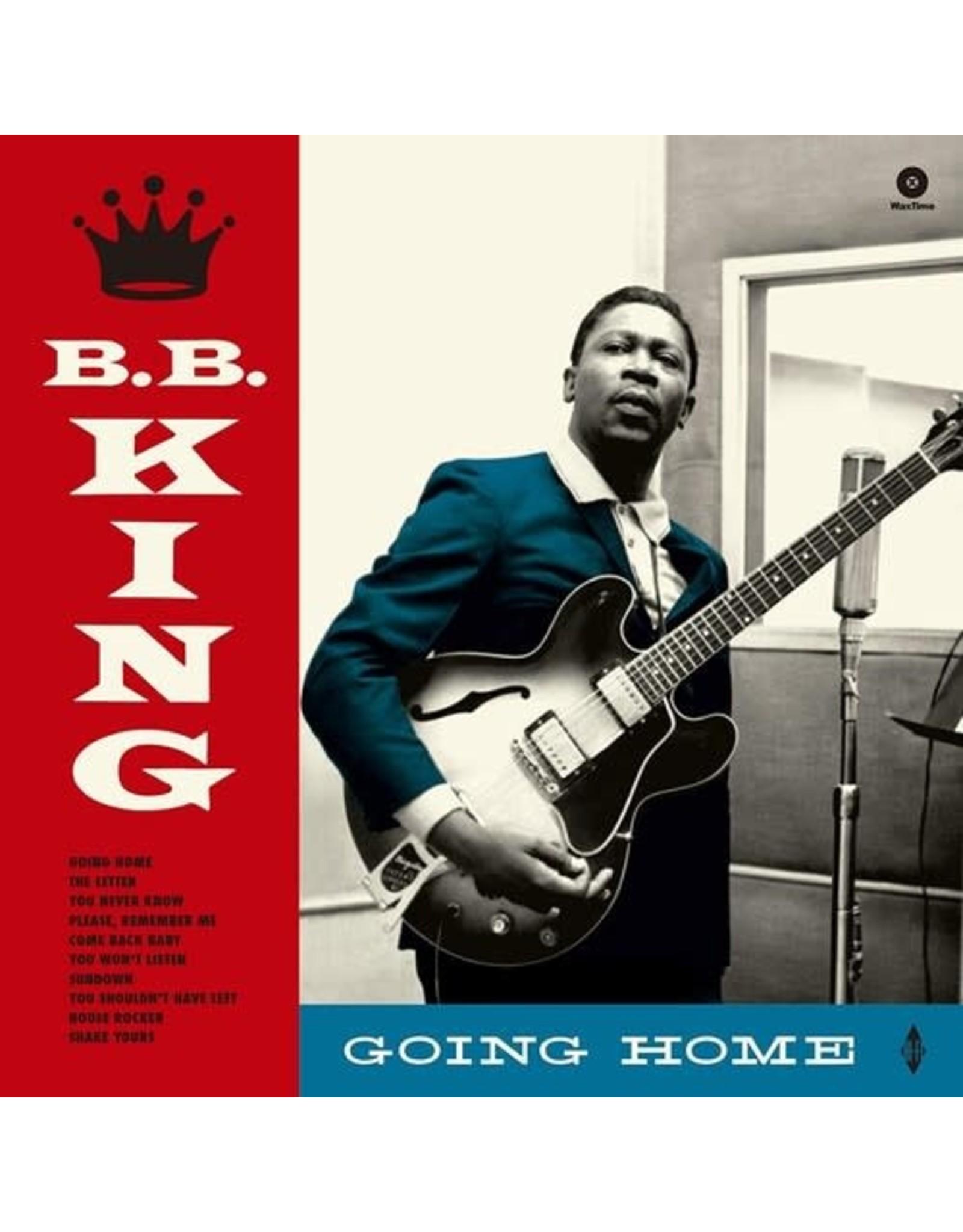 New Vinyl B.B. King - Going Home LP