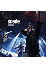 New Vinyl Suede - Royal Albert Hall: 24th March 2010 (Clear) 3LP