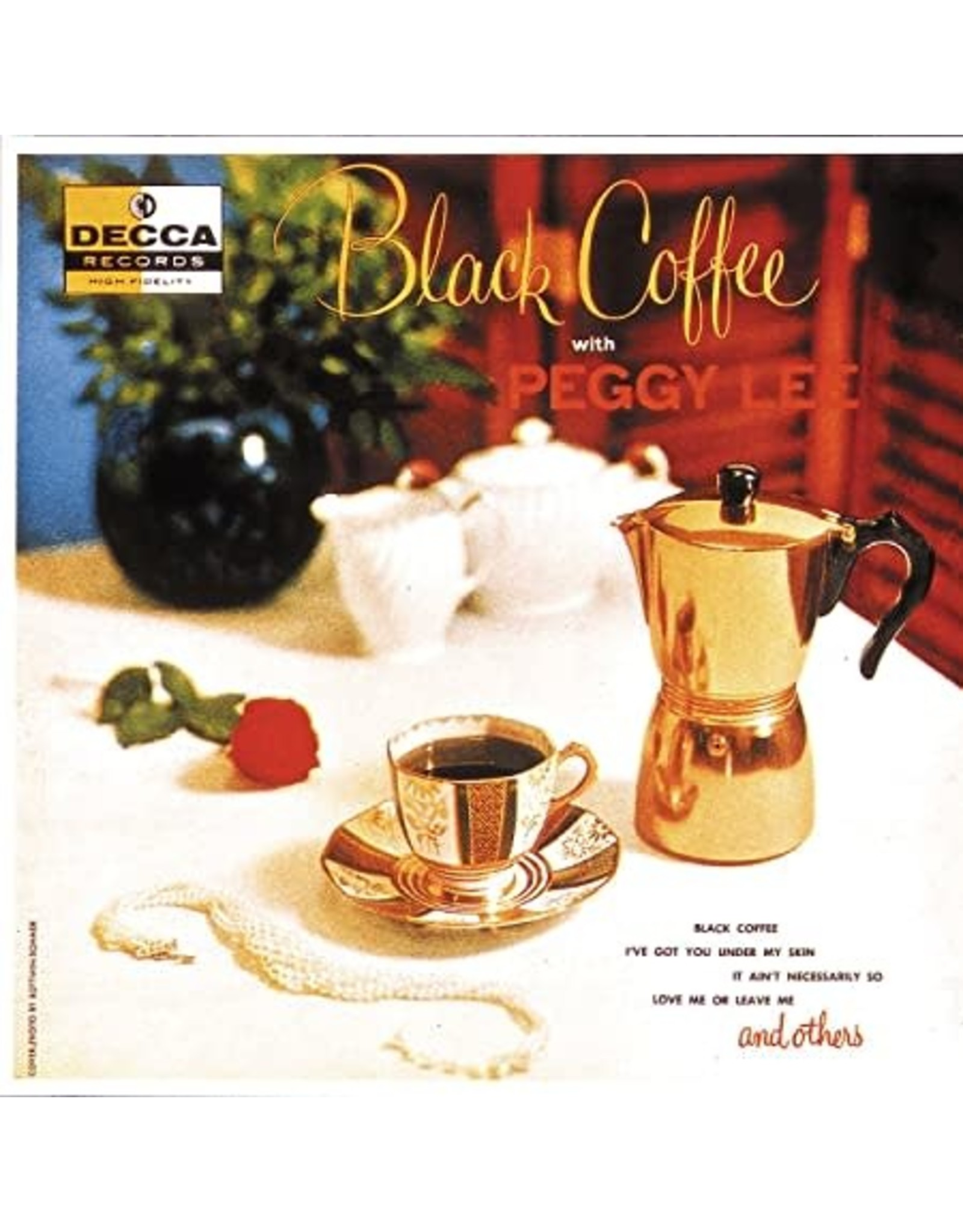 New Vinyl Peggy Lee - Black Coffee (Verve Acoustic Sounds Series) LP