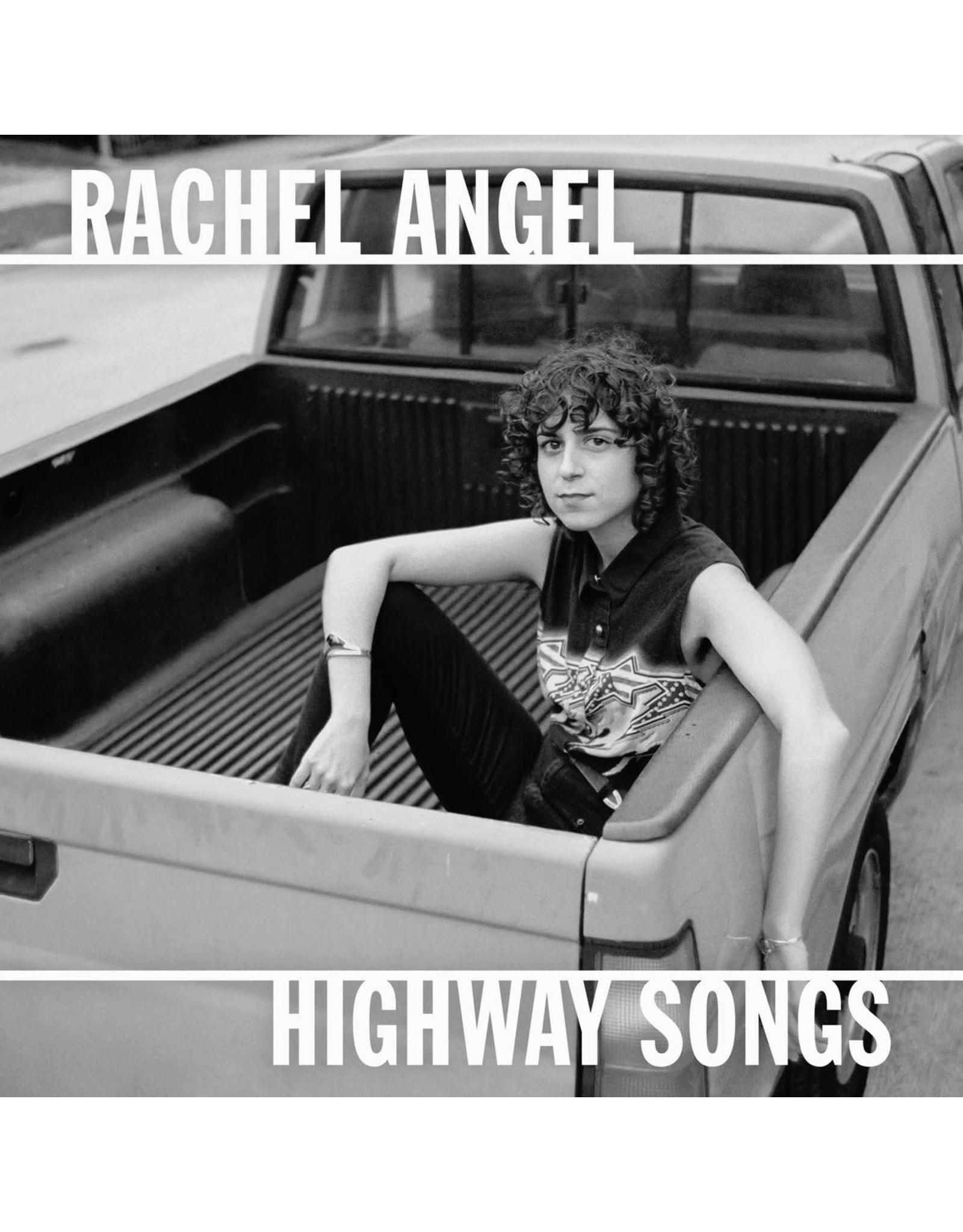 Rachel Angel - Highway Songs CD