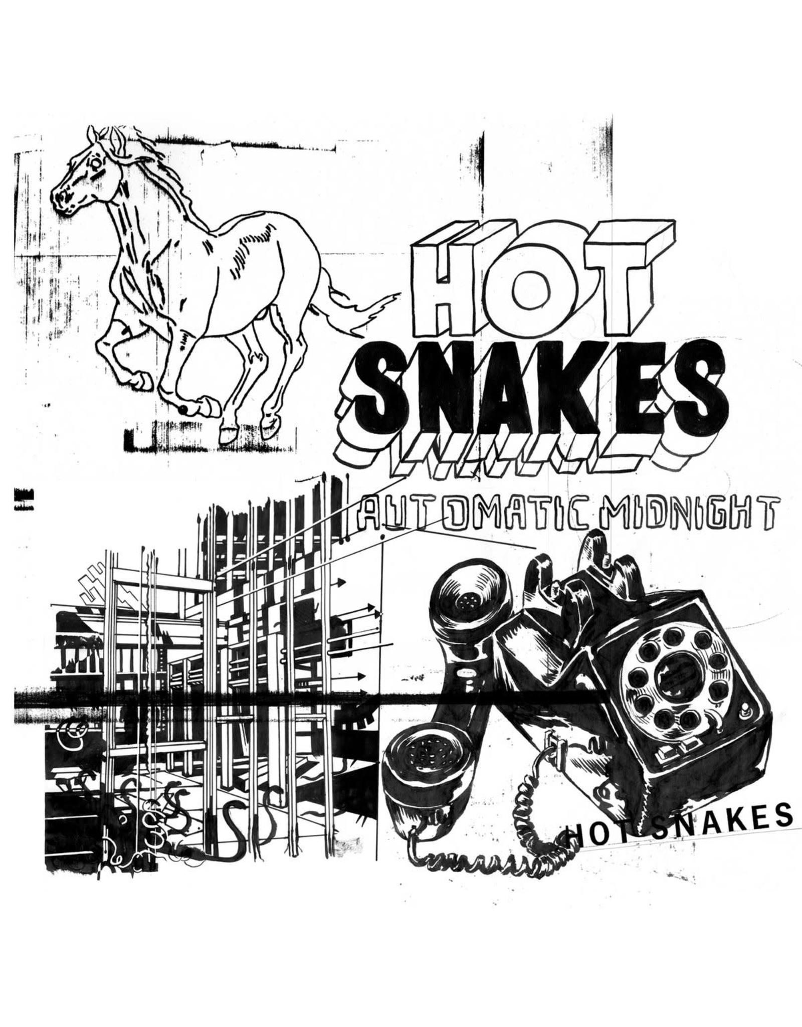 New Vinyl Hot Snakes - Automatic Midnight LP