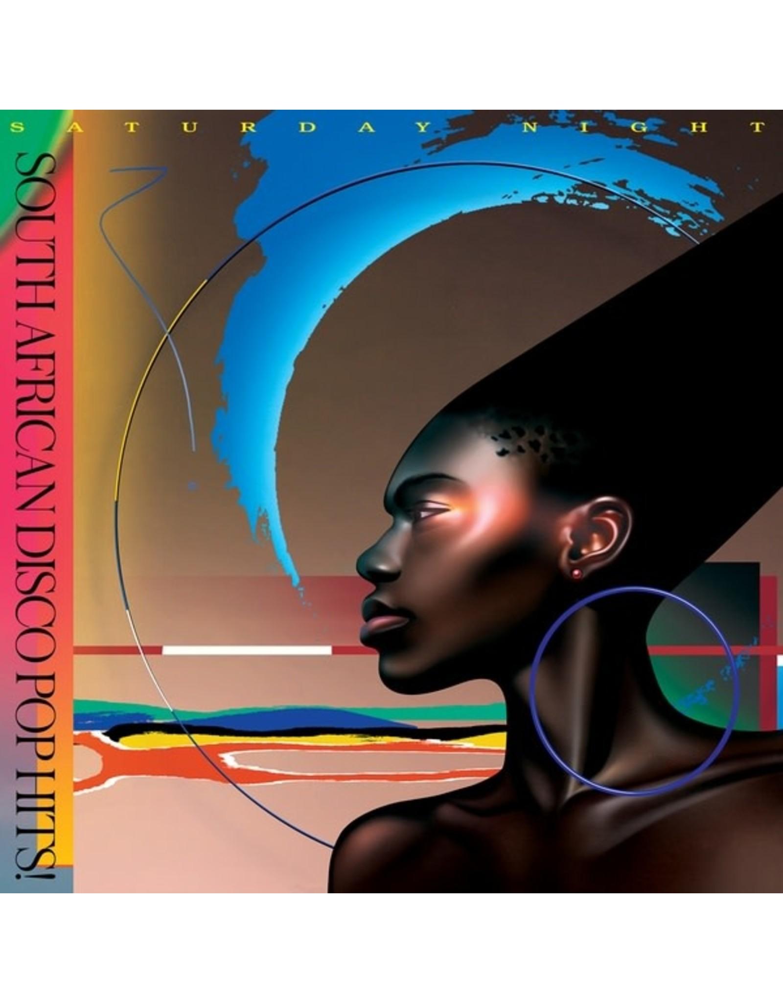 New Vinyl Various - Saturday Night: South African Disco Pop Hits LP