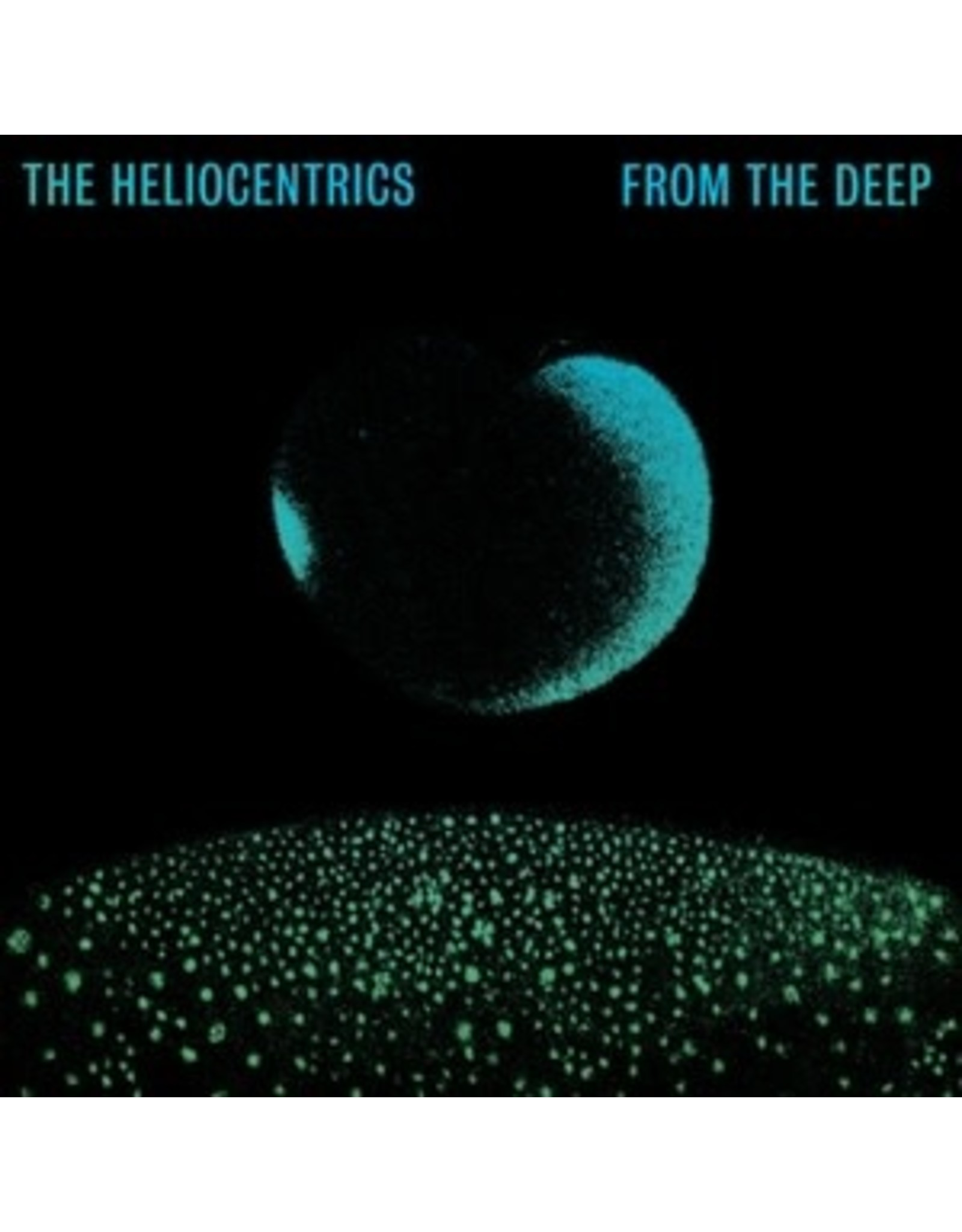 New Vinyl The Heliocentrics - From The Deep LP