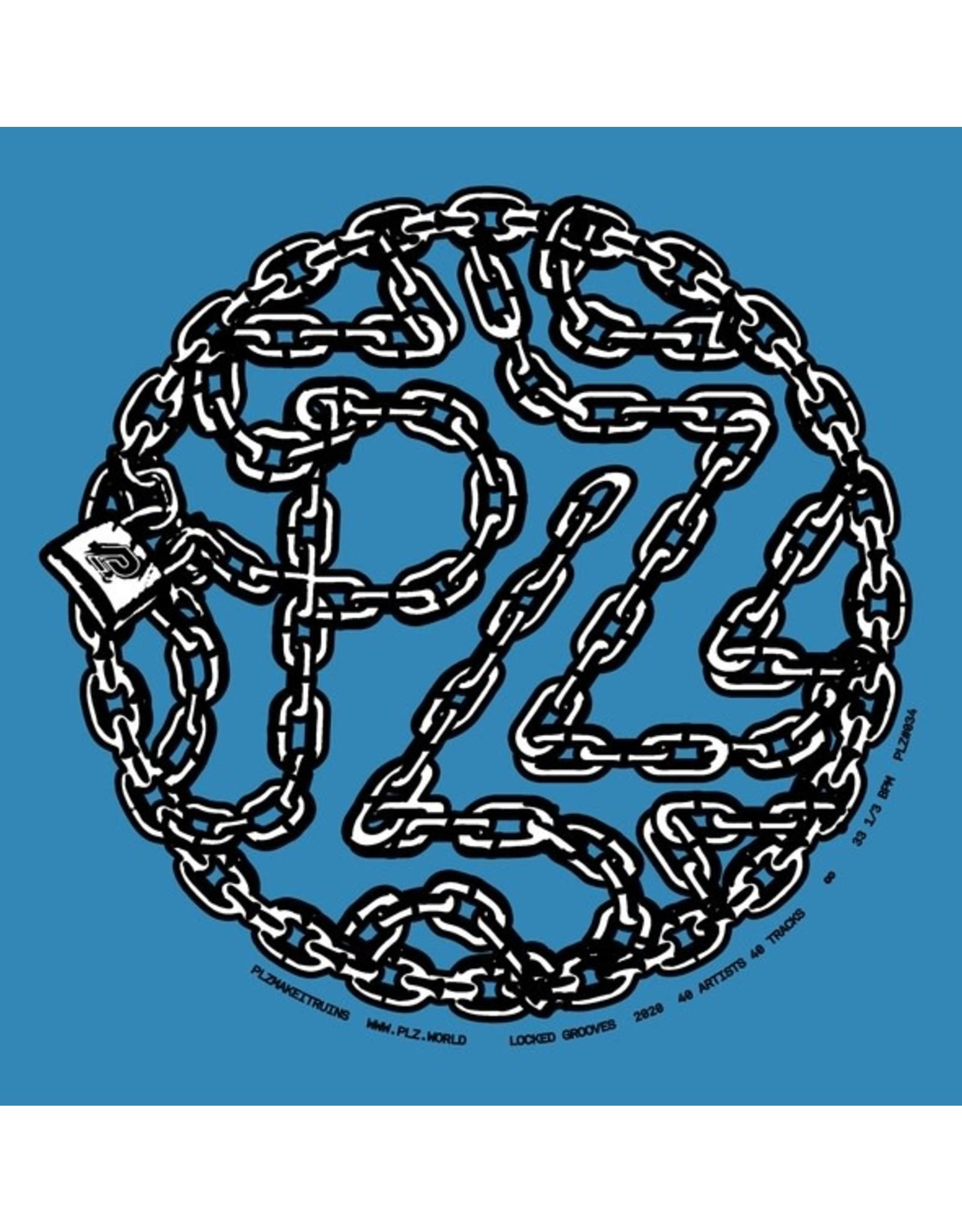 New Vinyl Various - PLZ Make It Ruins: Locked Grooves LP