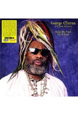 New Vinyl George Clinton & P. Funk All Stars - Make My Funk The P-Funk (RSD) LP