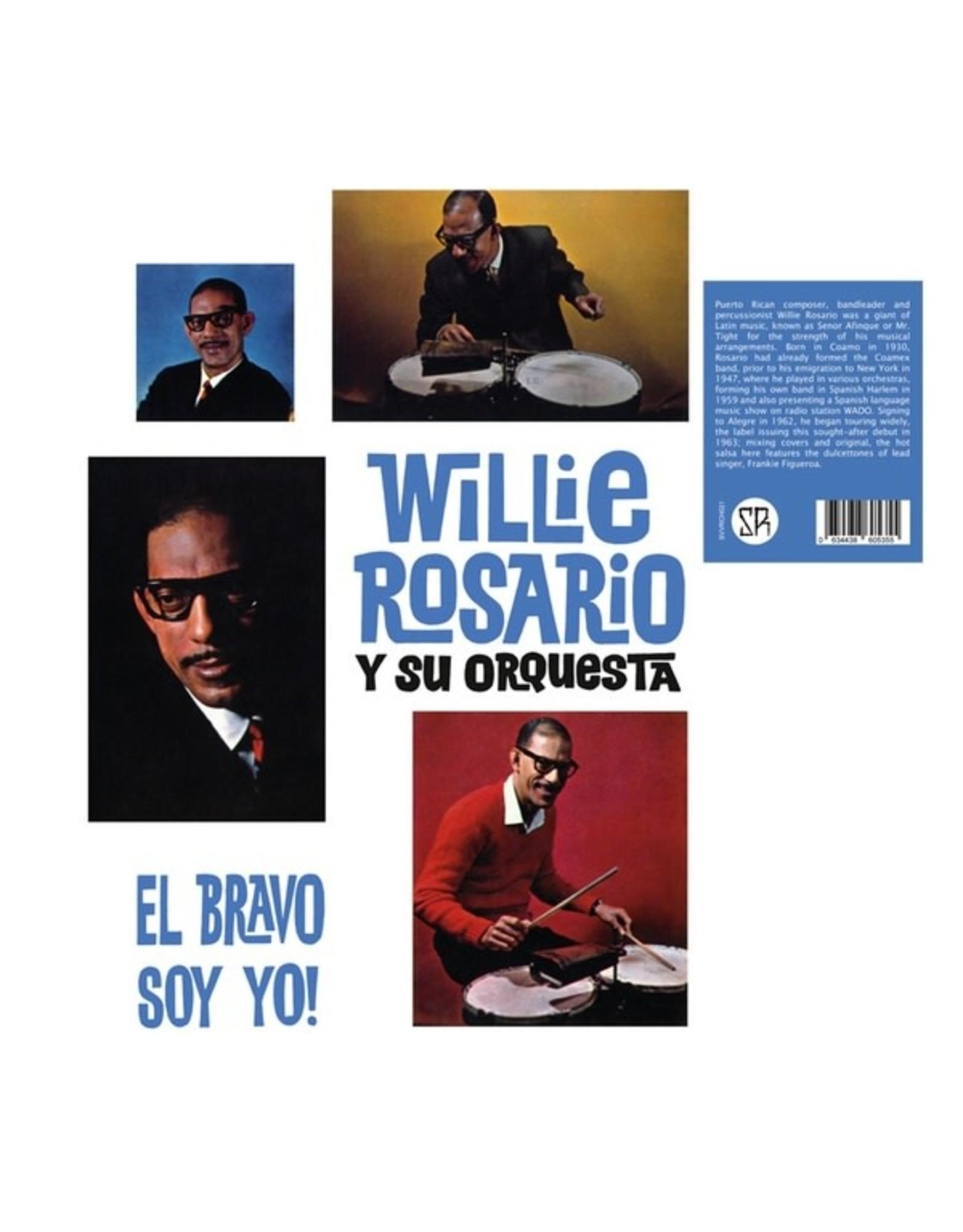 New Vinyl Willie Rosario Y Su Orquesta - El Bravo Soy Yo! LP