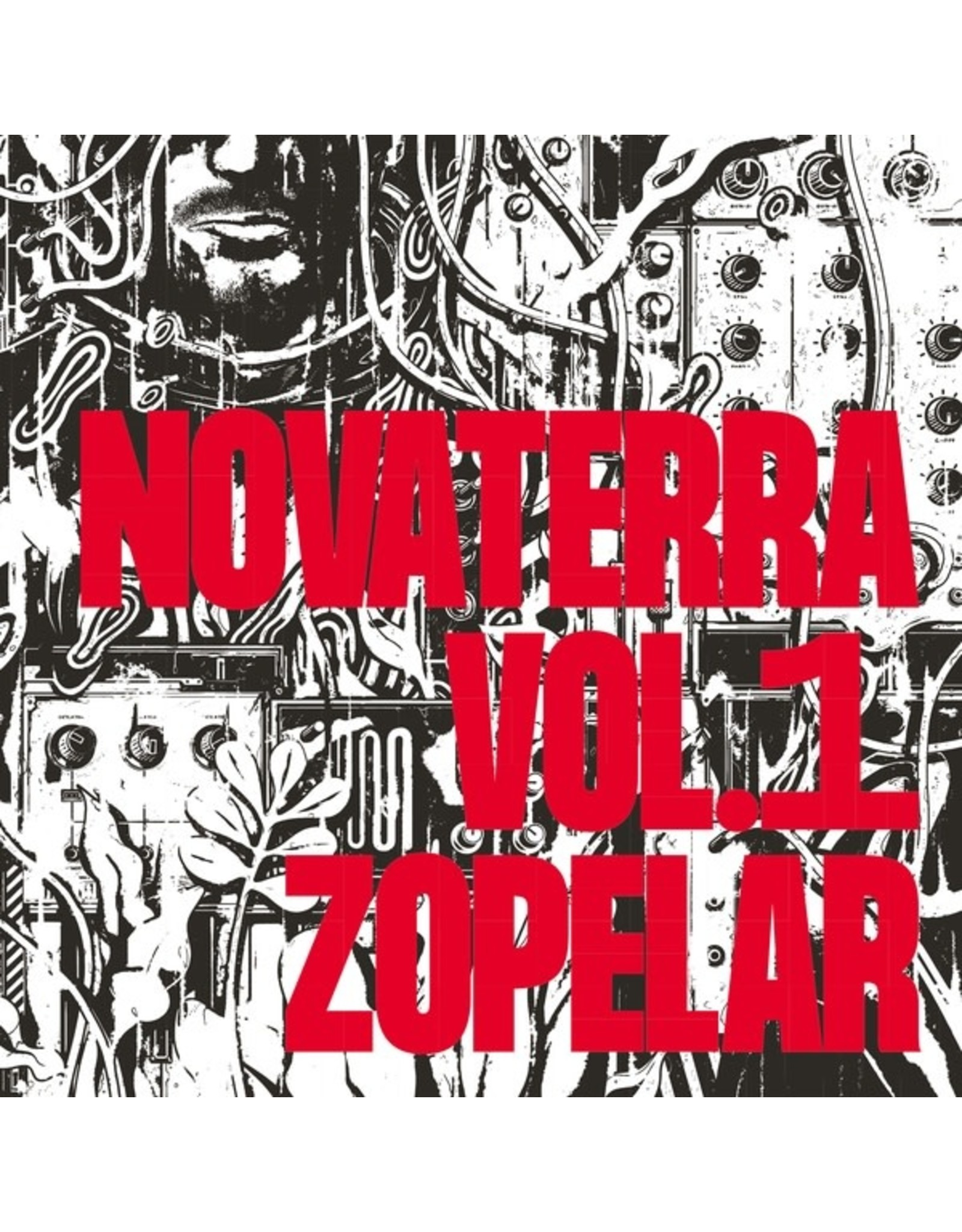 New Vinyl Zopelar - Novaterra Vol. 1 LP