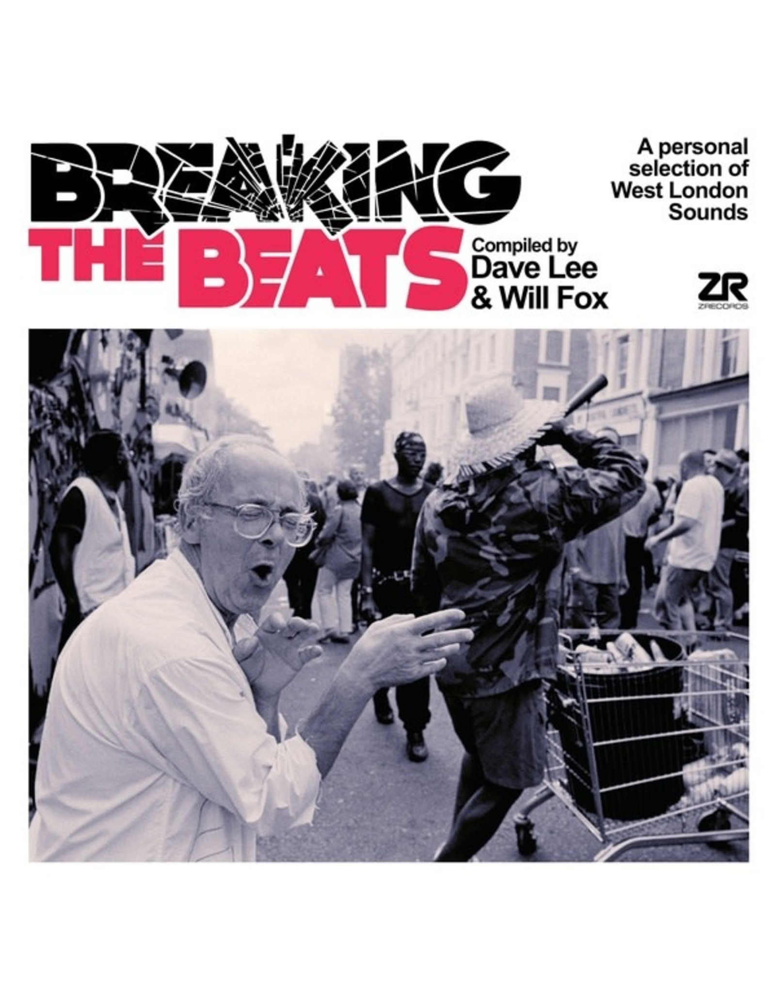 New Vinyl Joey Negro & Will Fox // Various - Breaking The Beats: A Personal Selection of West London Sounds 2LP