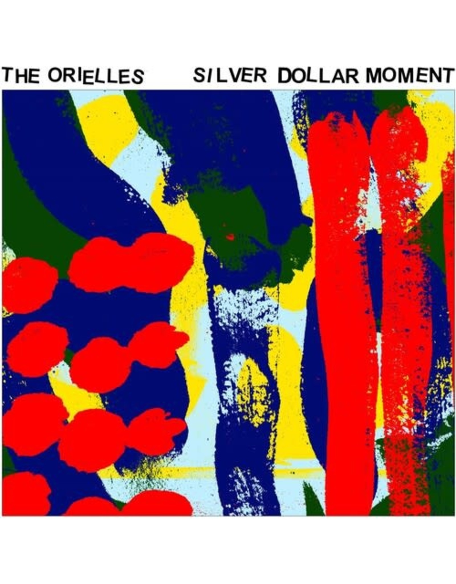 New Vinyl The Orielles - Silver Dollar Moment LP