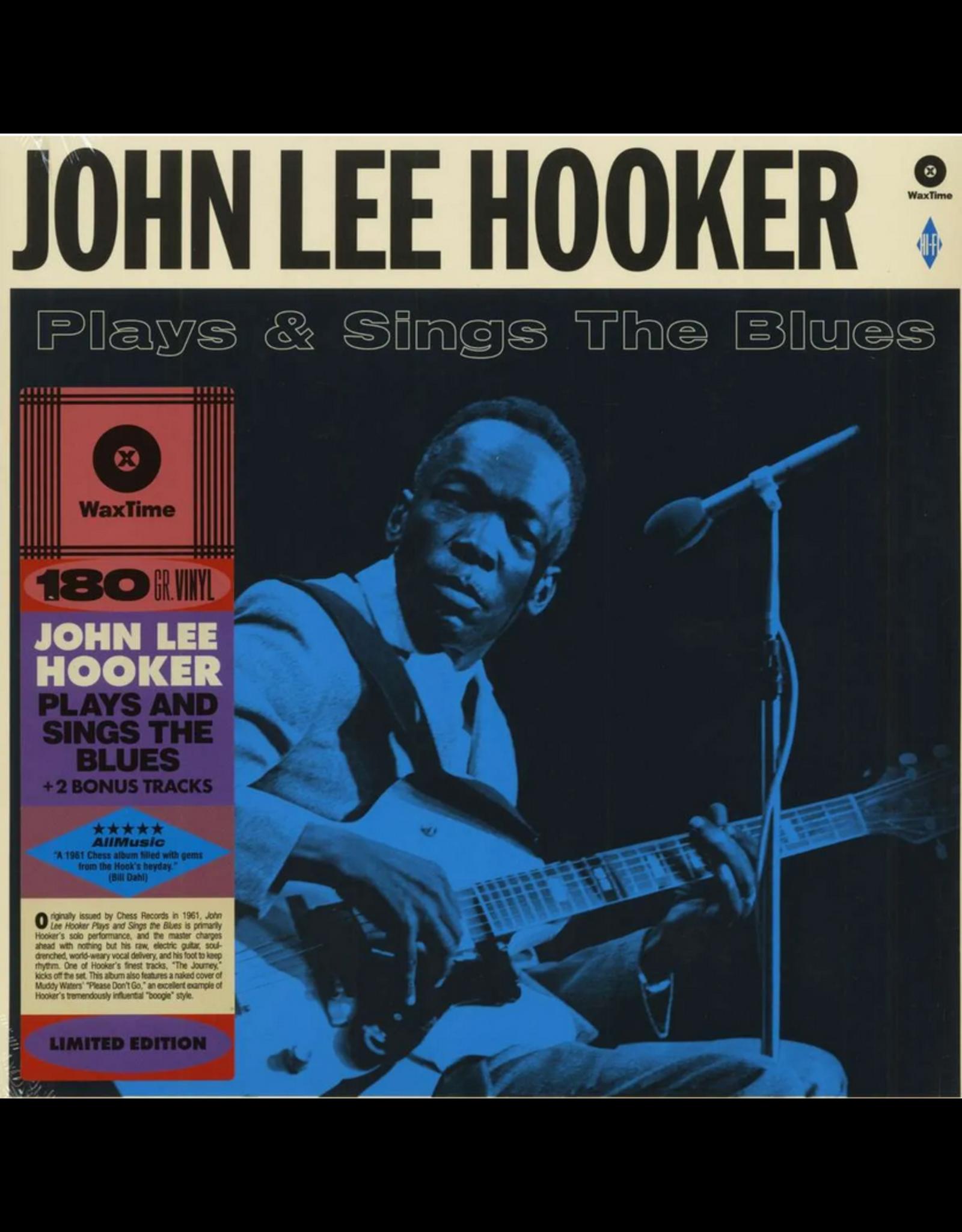 New Vinyl John Lee Hooker - Plays & Sings The Blues LP