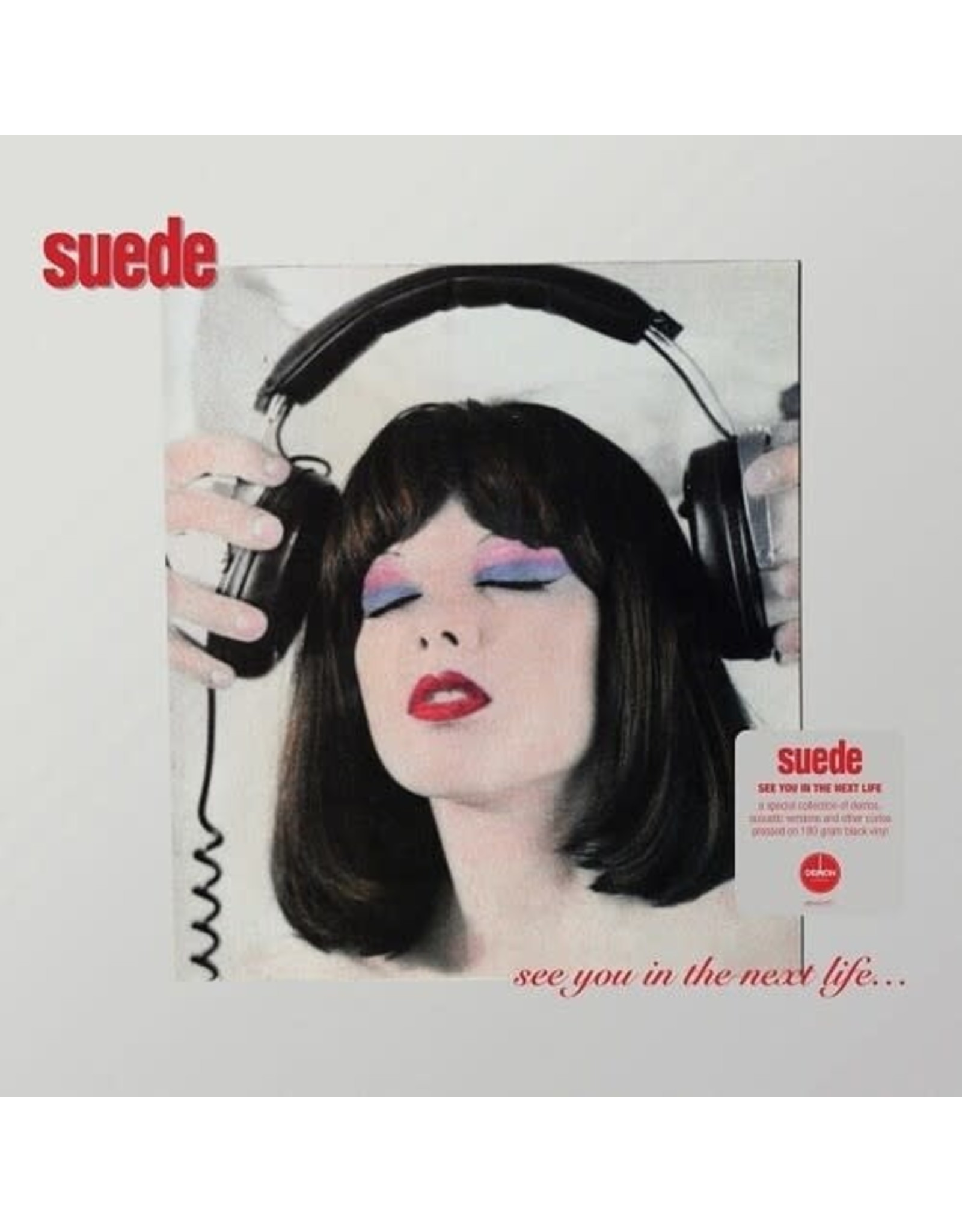 New Vinyl Suede - See You In The Next Life LP