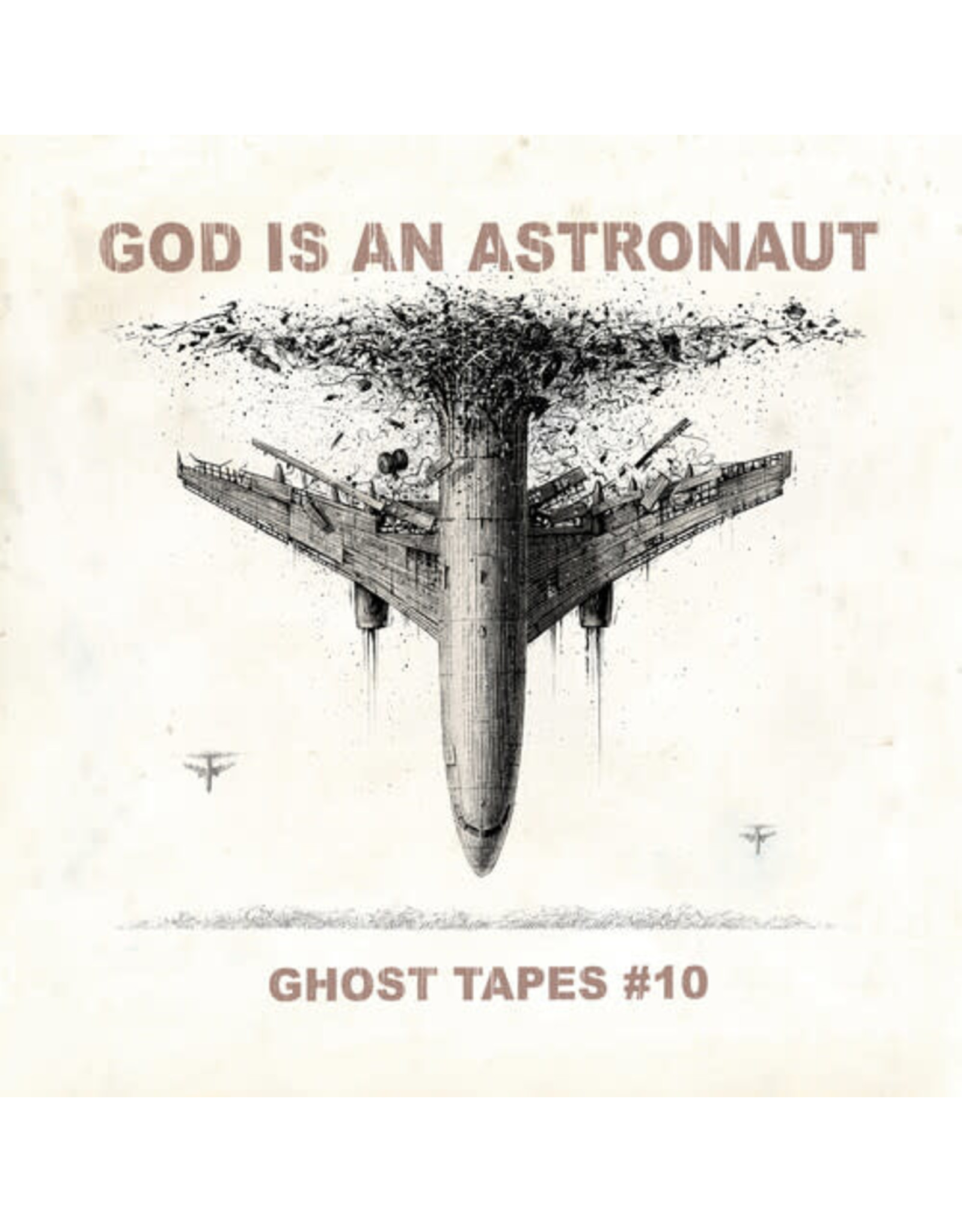 New Vinyl God Is An Astronaut - Ghost Tapes #10 LP