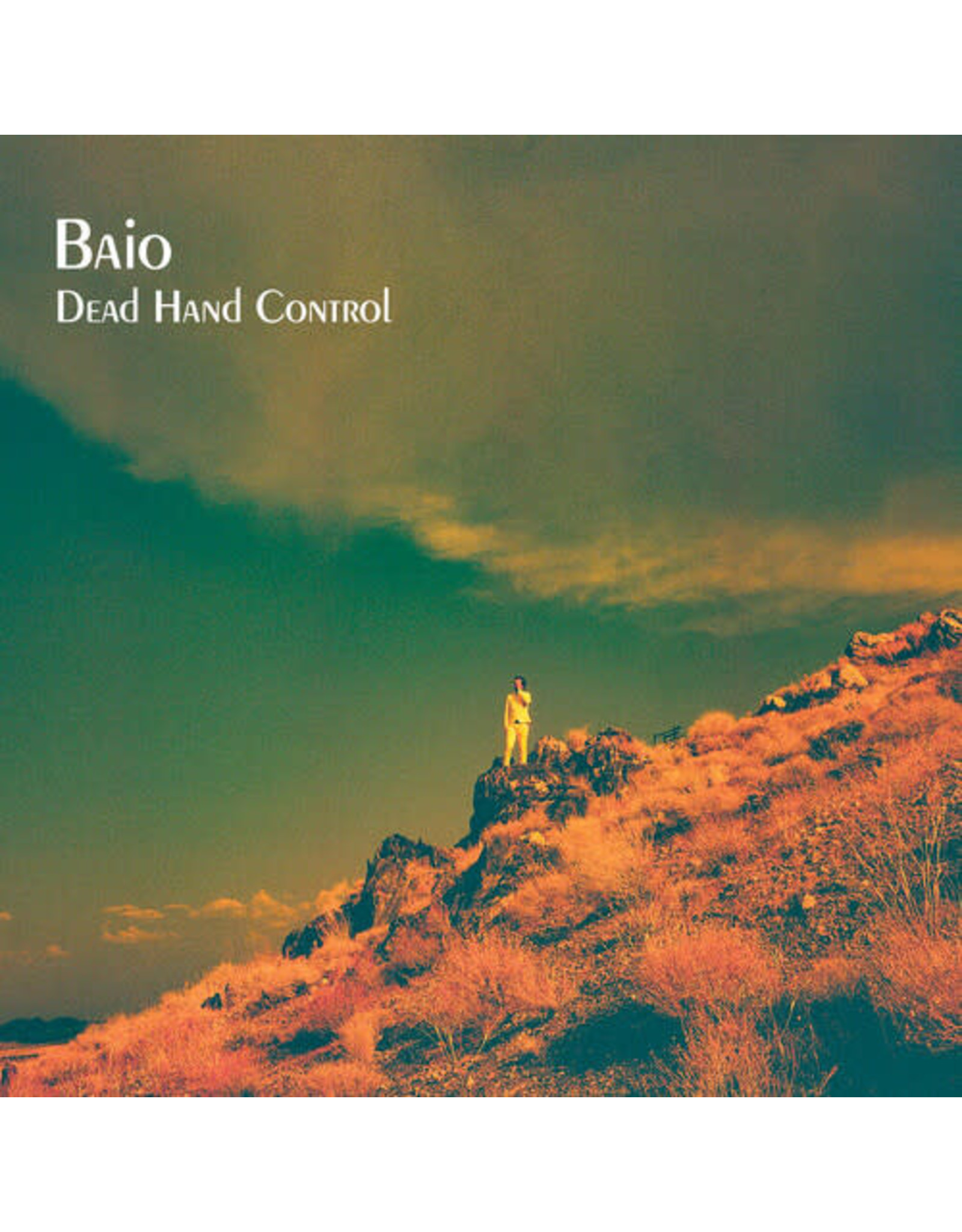New Vinyl Baio - Dead Hand Control (Colored) LP