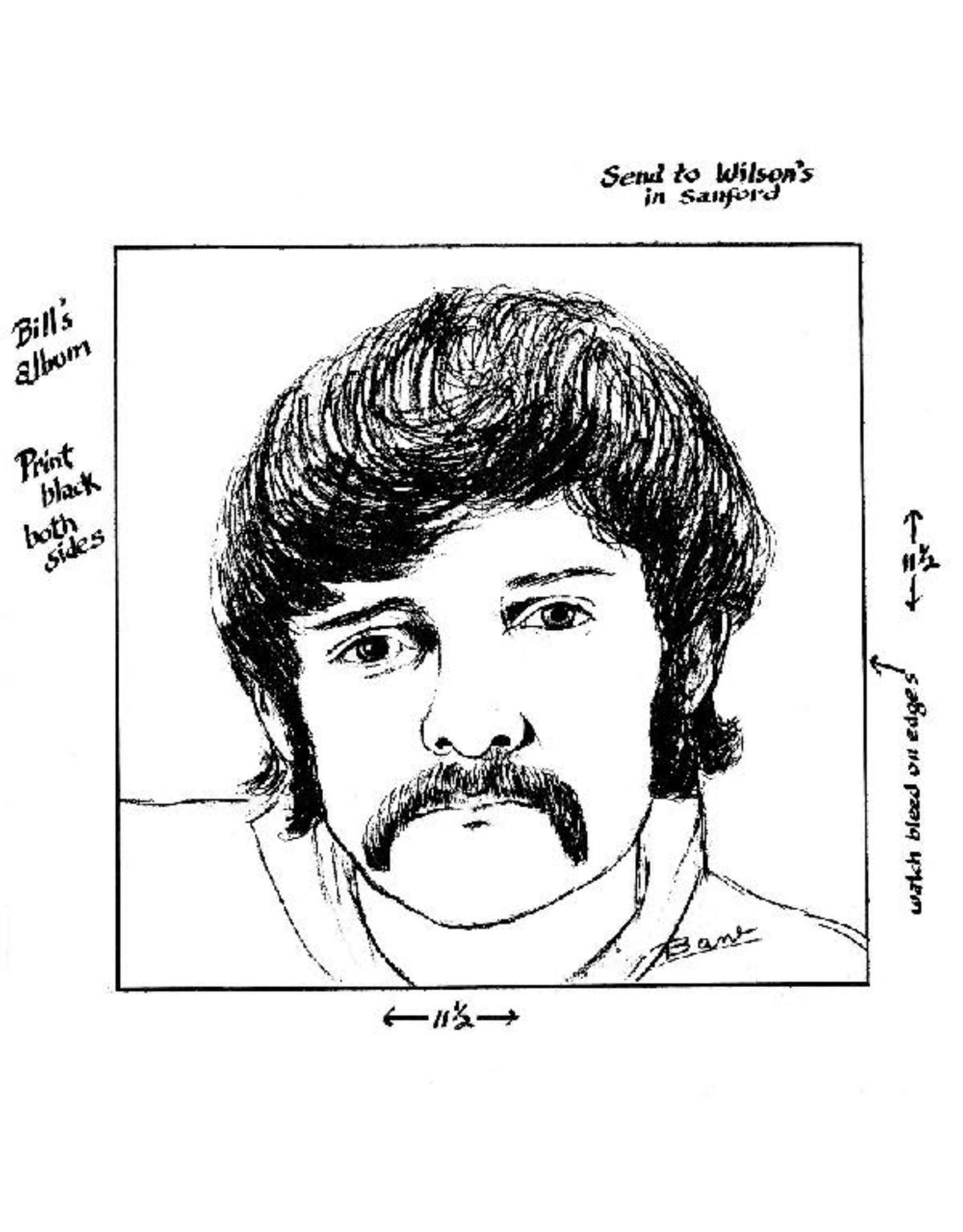 New Vinyl Bill Stone - Stone LP
