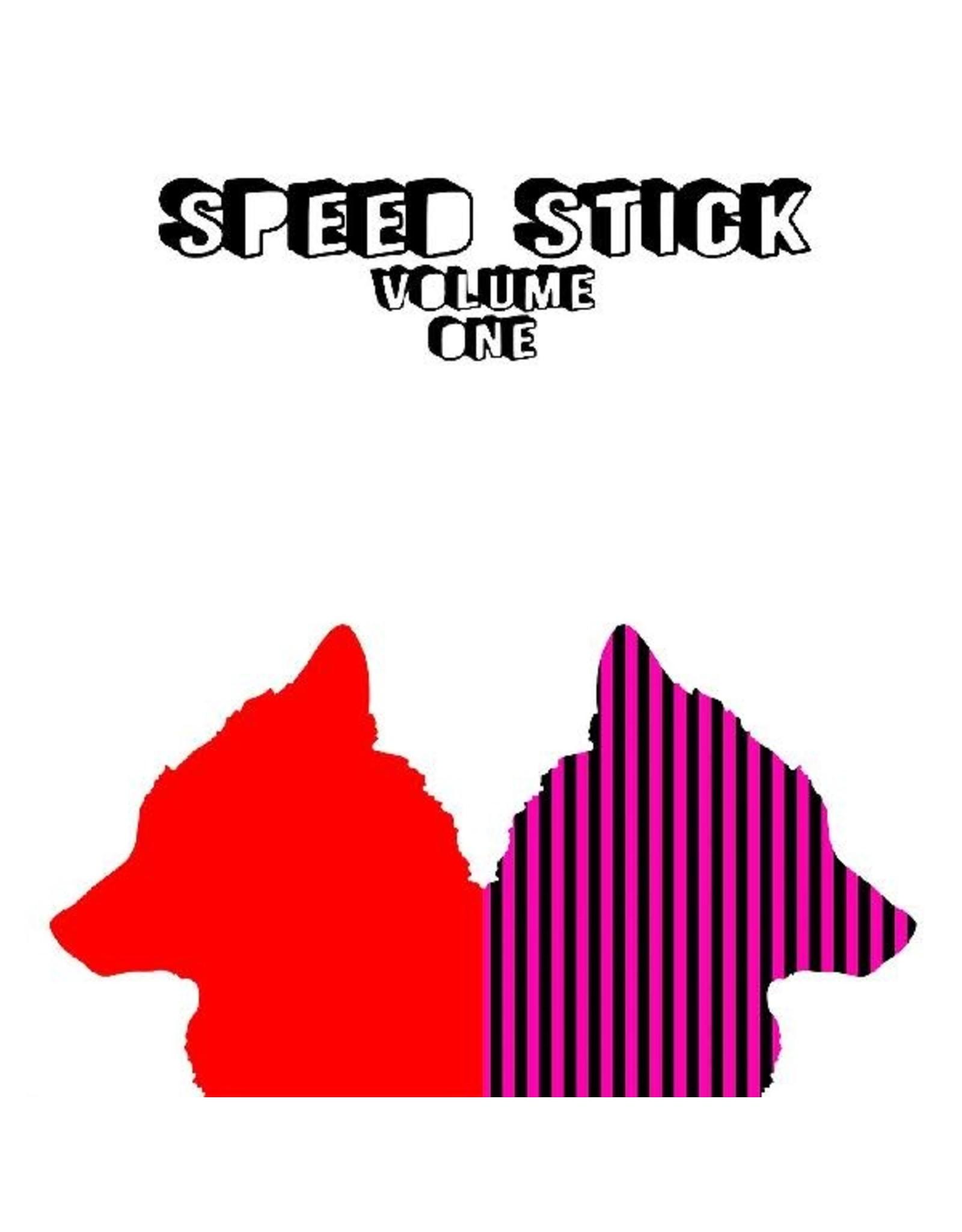 New Vinyl Speed Stick - Volume One (Clear) LP