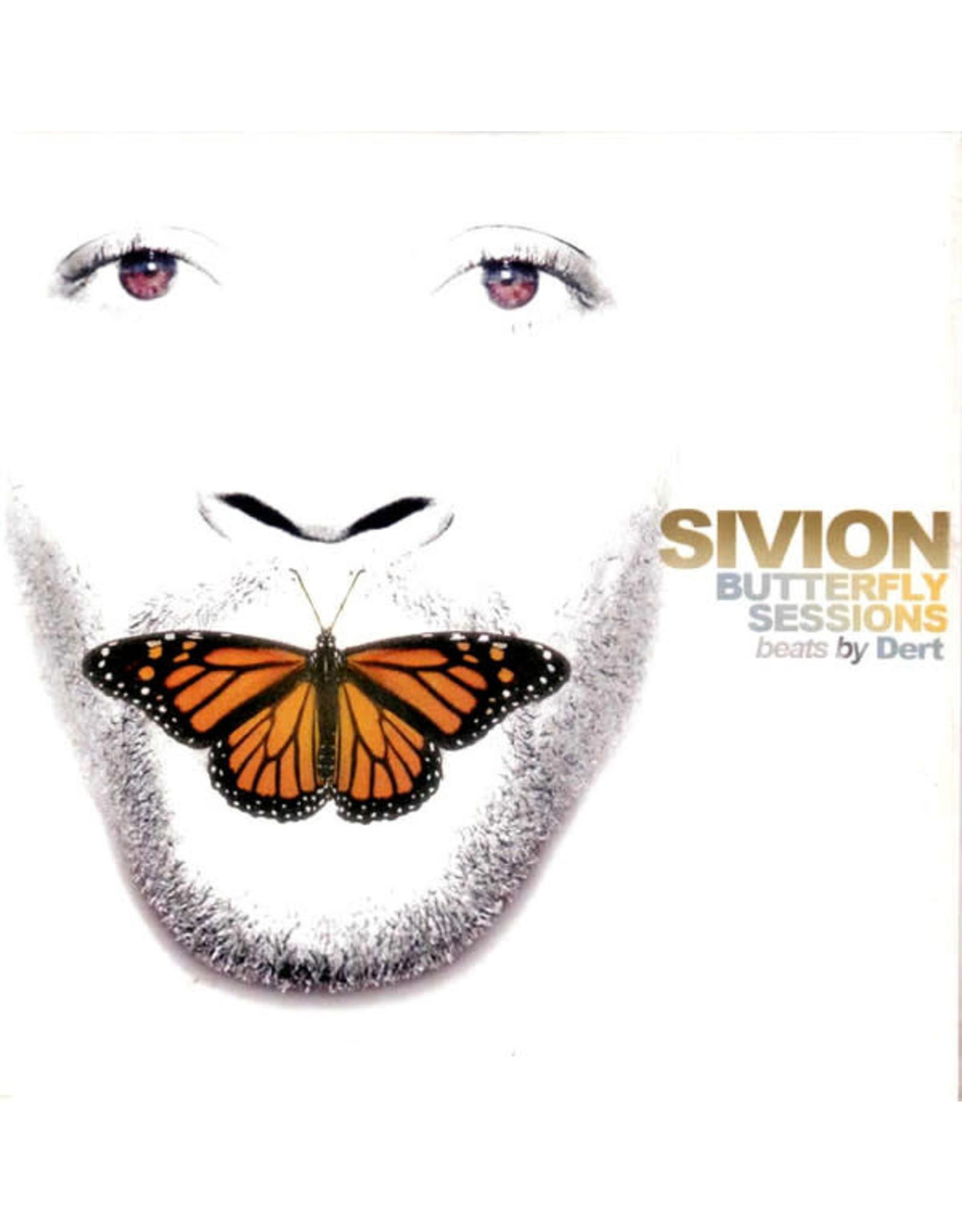 New Vinyl Sivion & DertBeats - Butterfly Sessions: Beats By Dert (Clear) LP