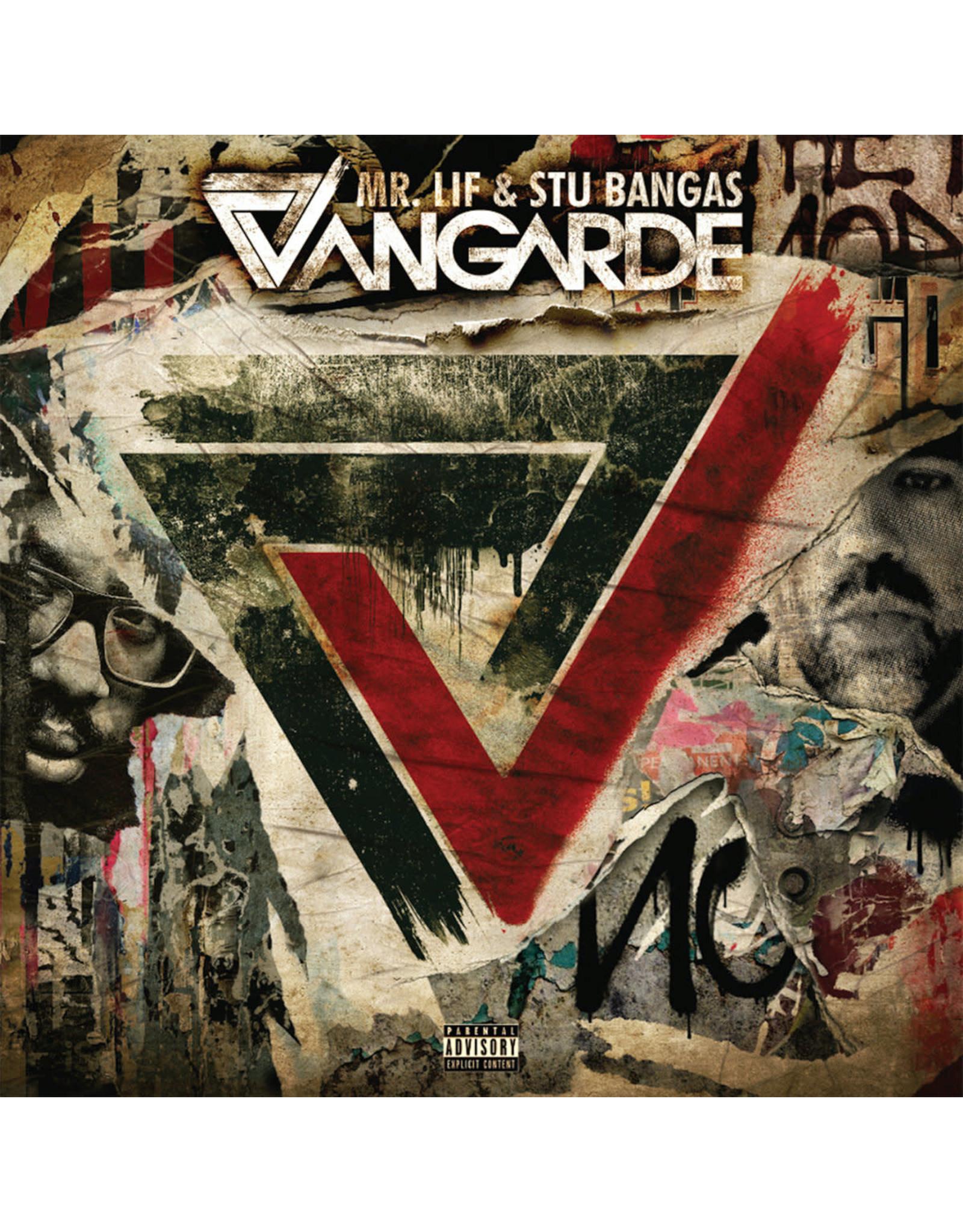 New Vinyl Mr. Lif & Stu Bangas - Vangarde LP