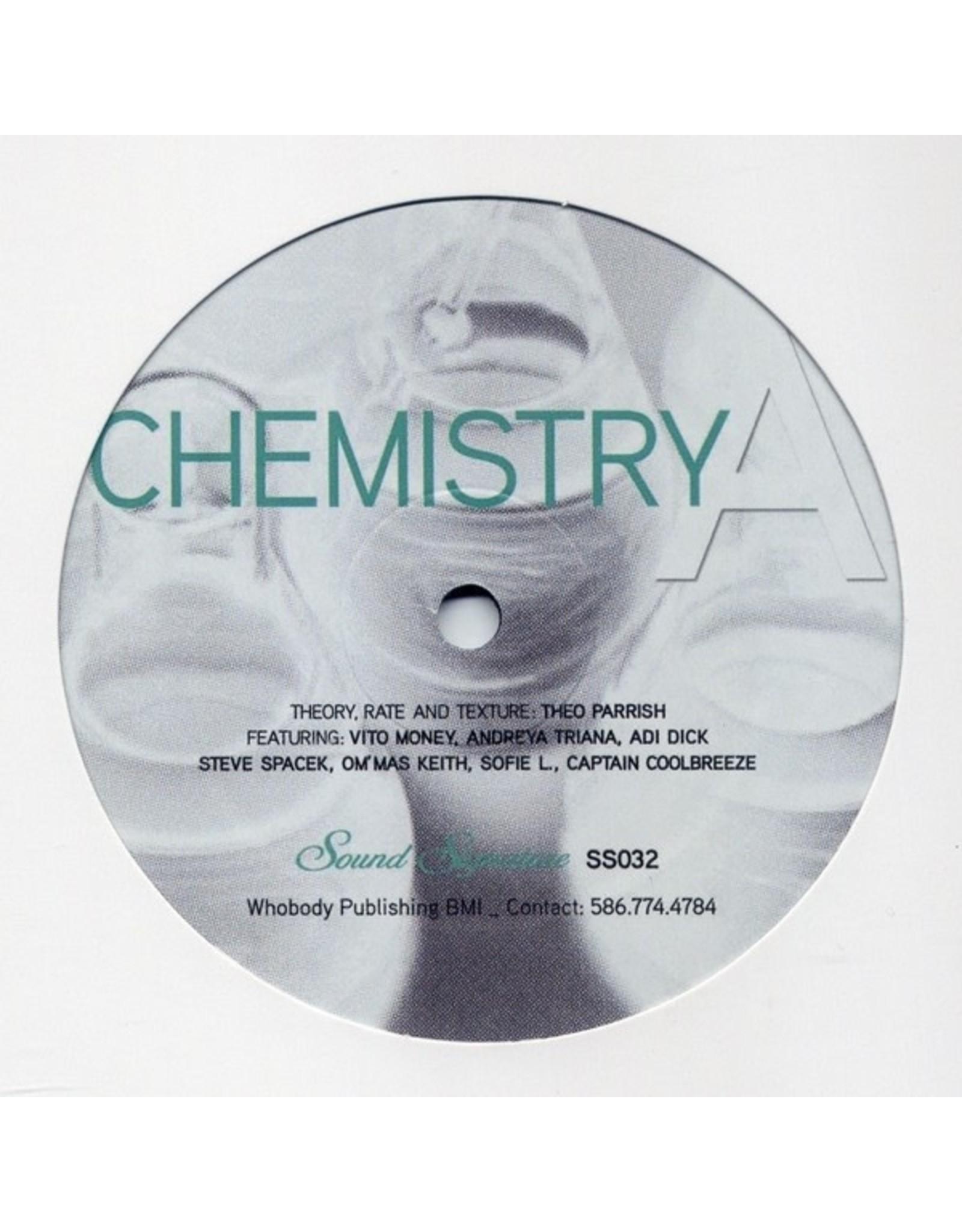 "New Vinyl Theo Parrish - Chemistry/Untitled One 12"""