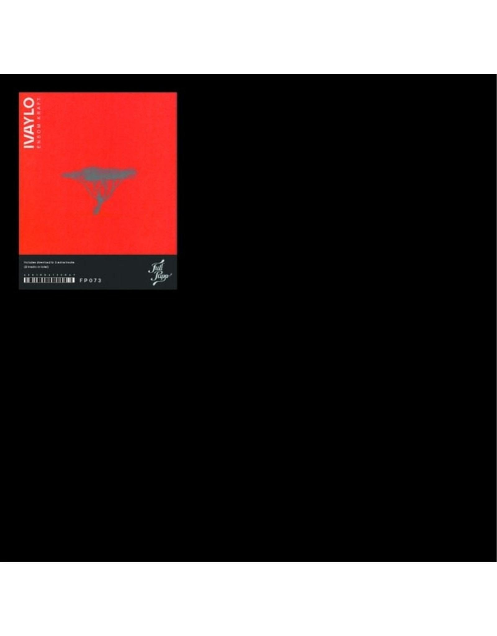 """New Vinyl Ivaylo - Ensom Kraft 12"""""""