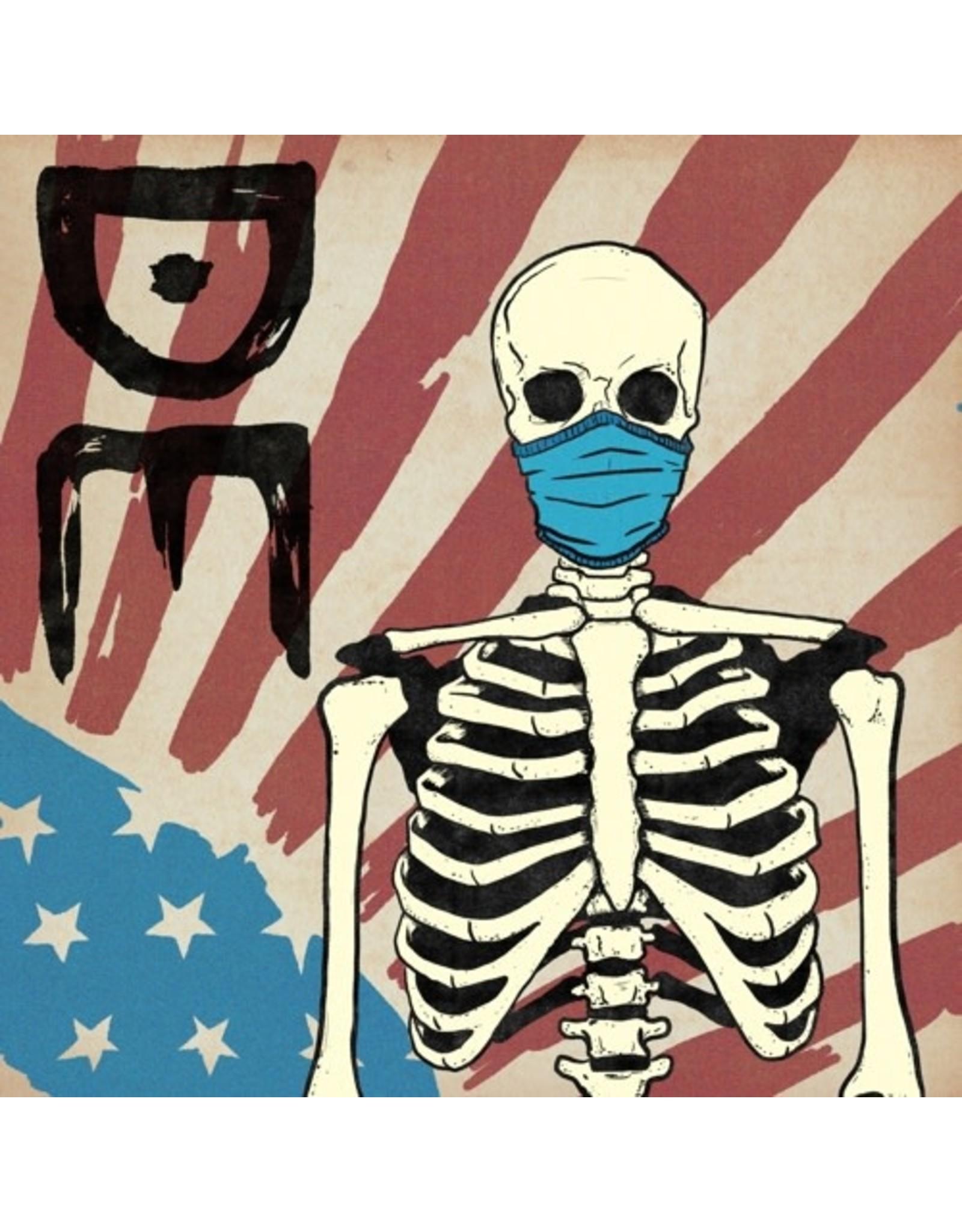 """New Vinyl Dead Ending - American Virus 7"""""""