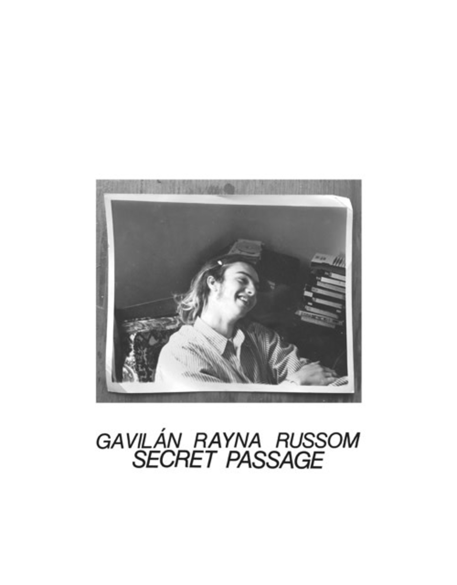 New Vinyl Gavilán Rayna Russom - Secret Passage 2LP