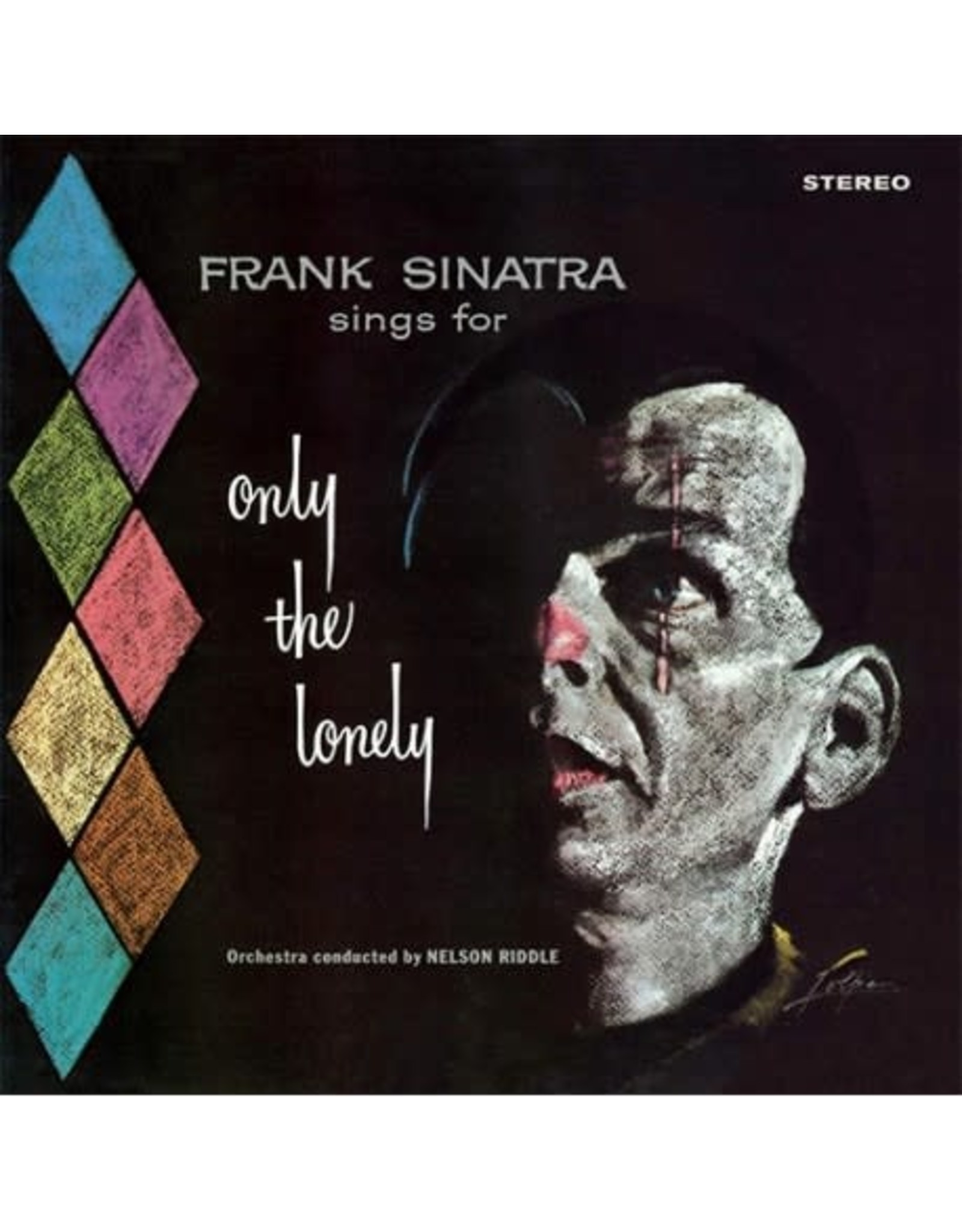 New Vinyl Frank Sinatra - Only The Lonely (Colored) LP