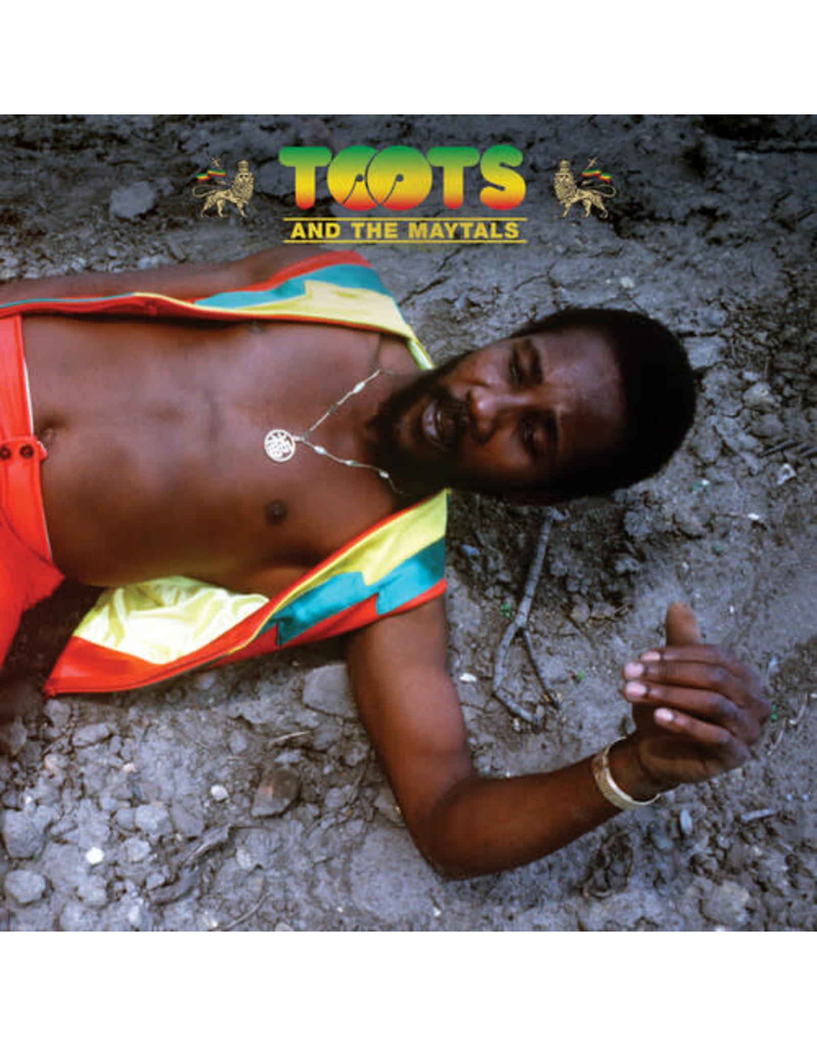 New Vinyl Toots & The Maytals - Pressure Drop: The Golden Tracks (Tri-Colored) LP