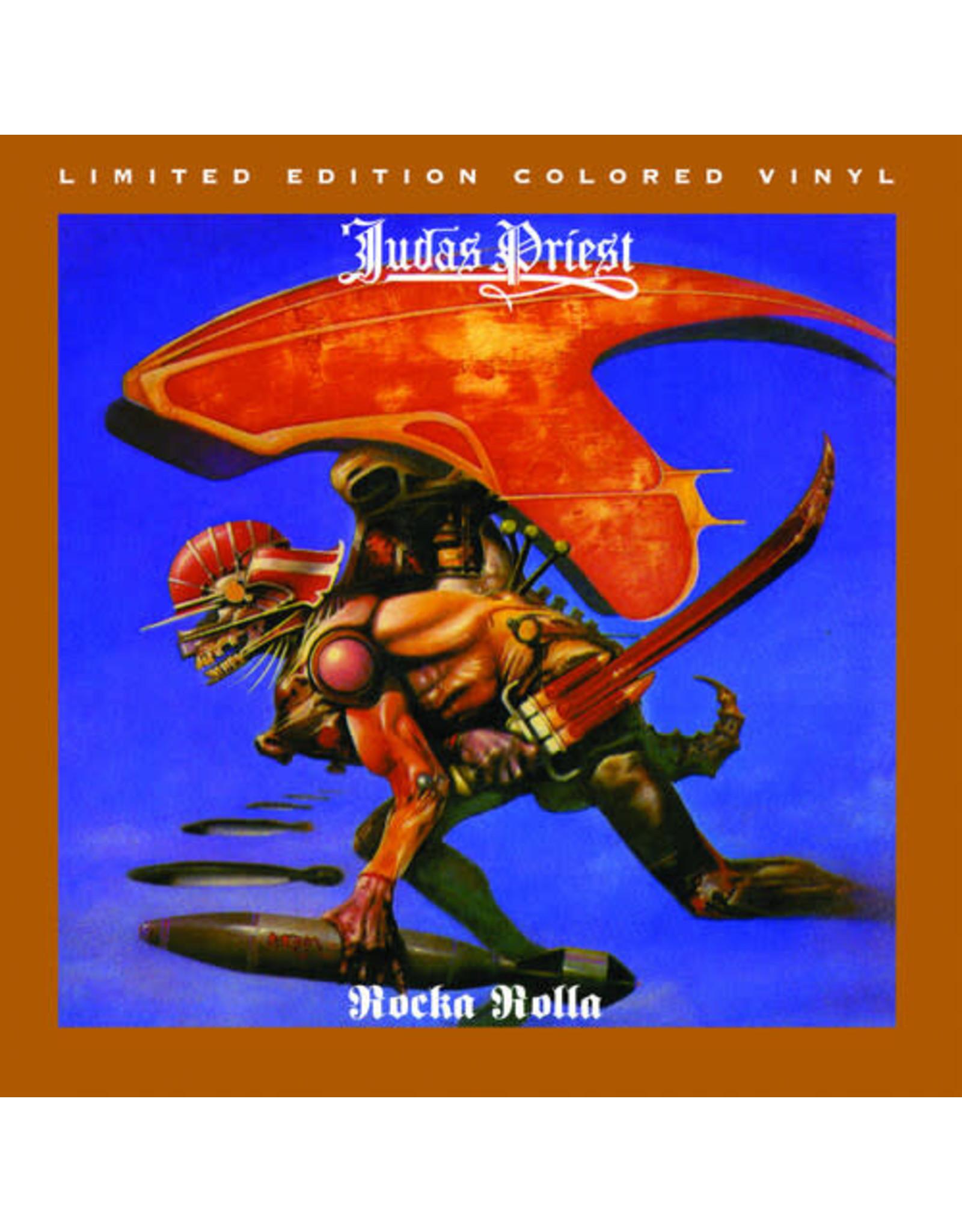 New Vinyl Judas Priest - Rocka Rolla (Colored) LP