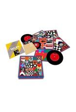 "New Vinyl The Who - WHO 7x7"" Singles Box  w/ Live At Kingston CD"