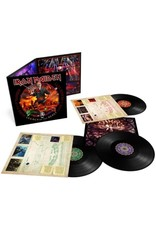 New Vinyl Iron Maiden - Night Of The Dead, Legacy Of The Beast: Live In Mexico City 3LP