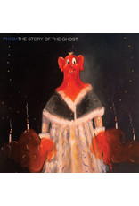 New Vinyl Phish - The Story Of The Ghost (IEX, Colored) 2LP