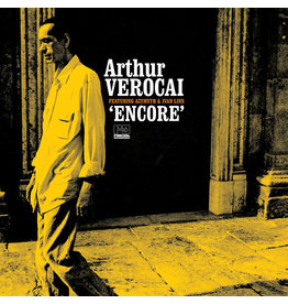 New Vinyl Arthur Verocai - Encore LP