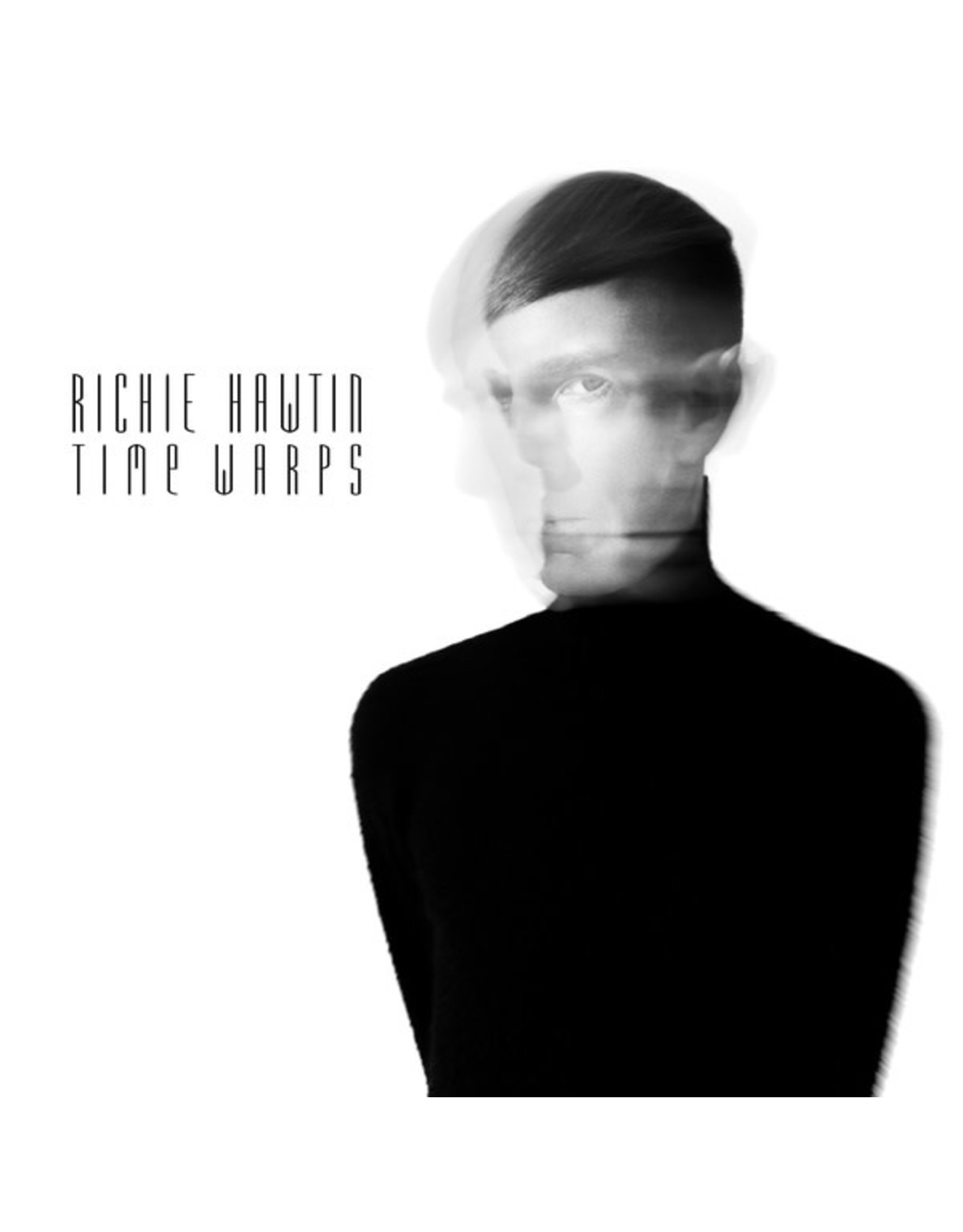 New Vinyl Richie Hawtin - Time Warps EP 12""