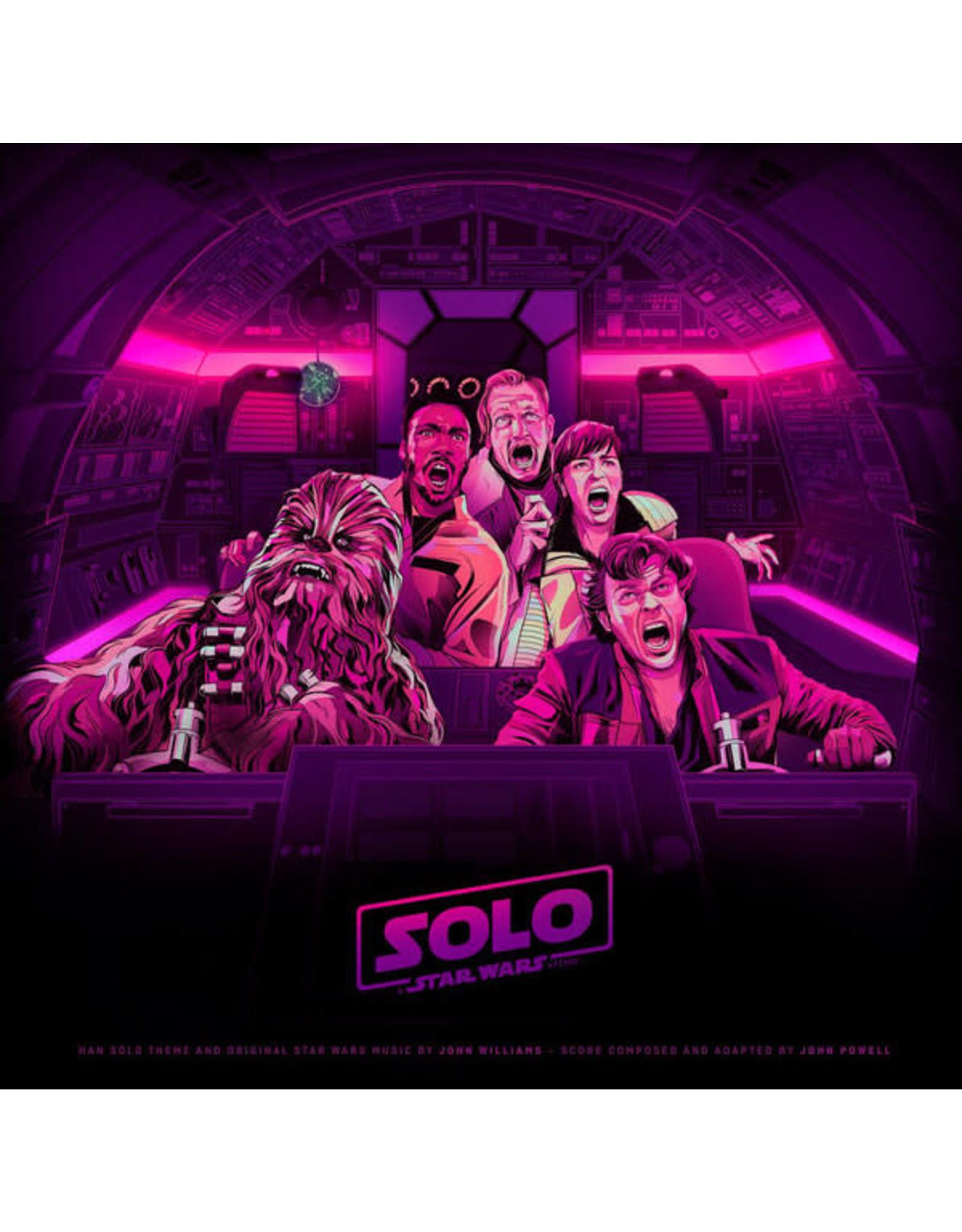 New Vinyl John Williams // John Powell - Solo: A Star Wars Story OST [Mondo] 2LP