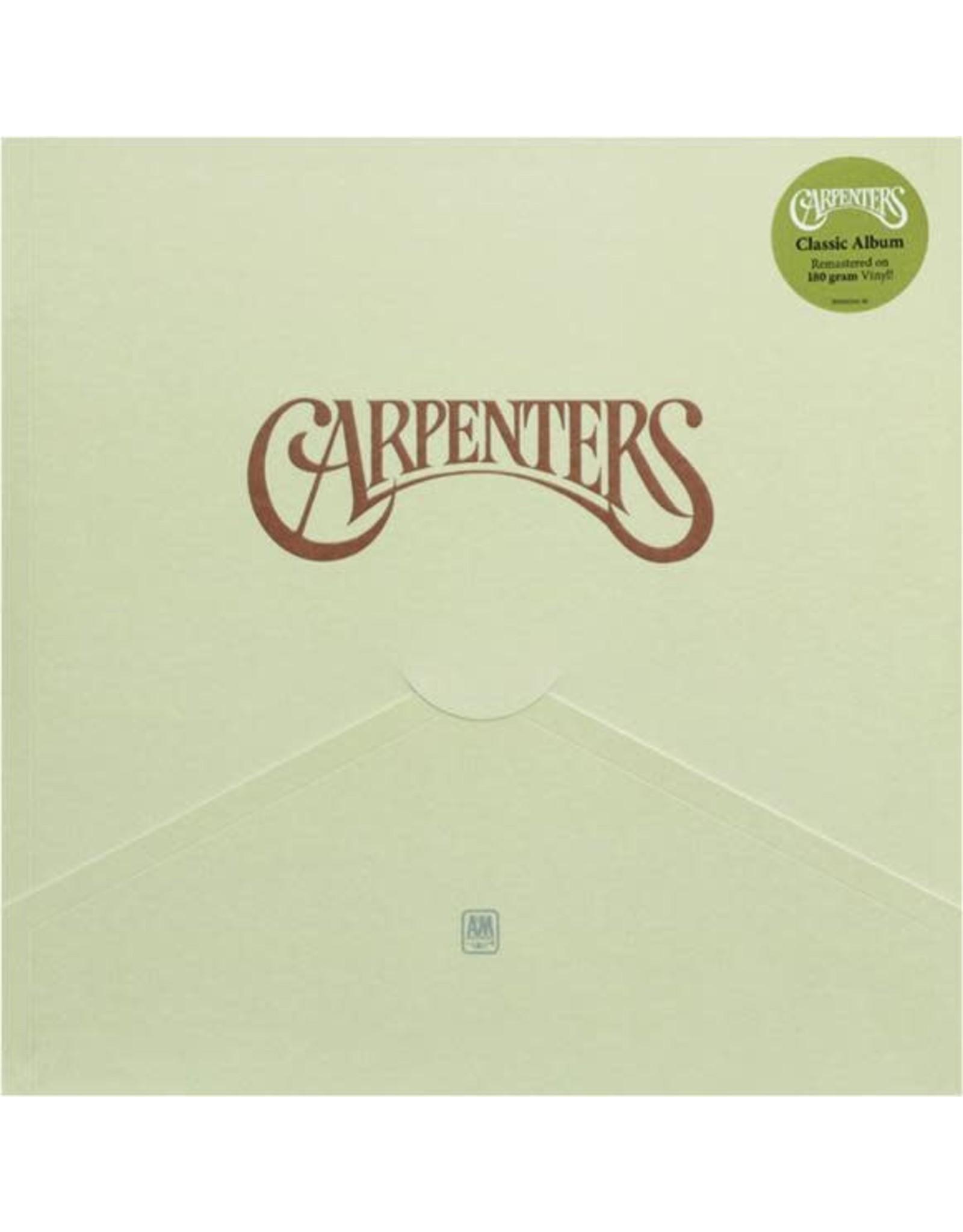 New Vinyl Carpenters - S/T LP