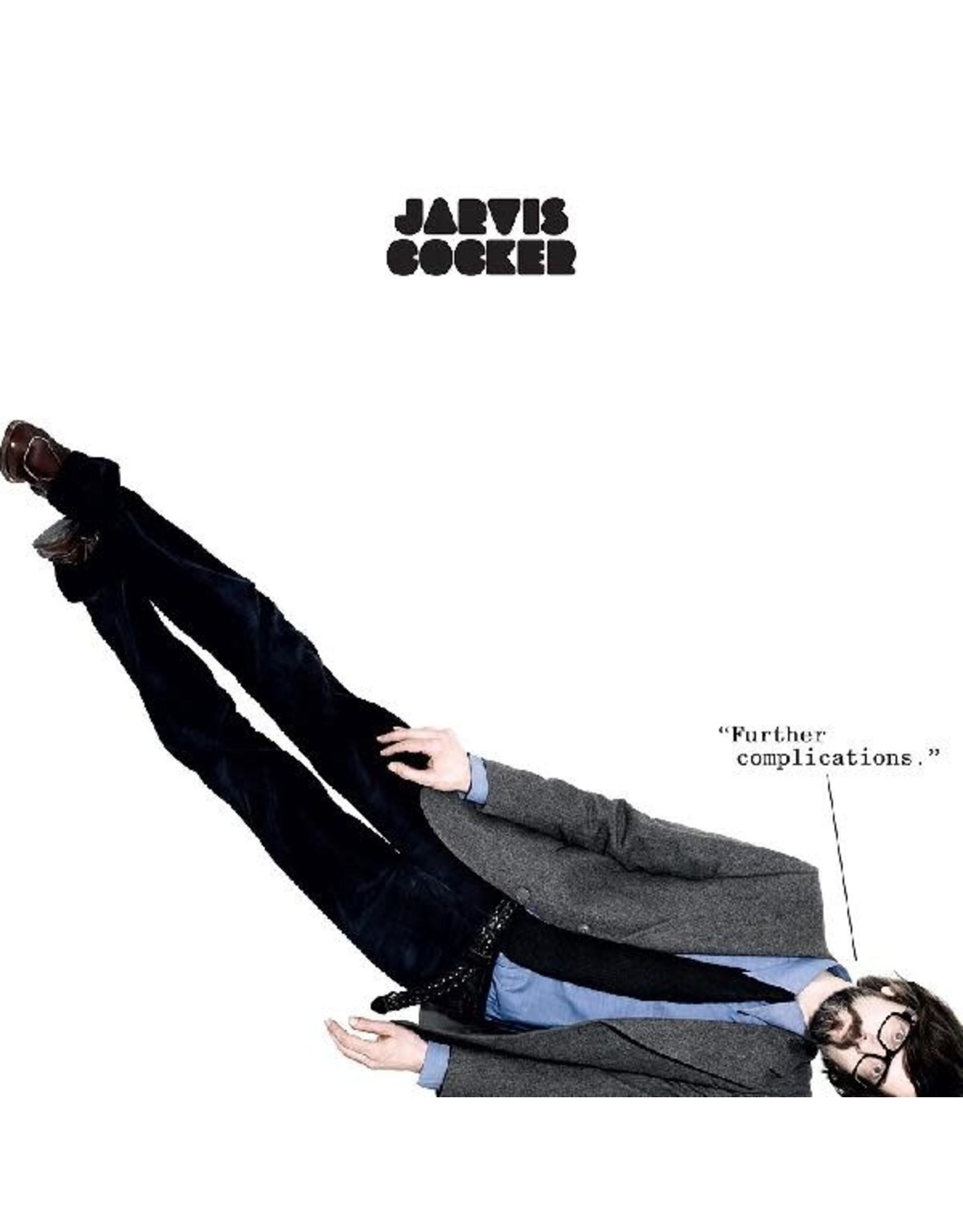 New Vinyl Jarvis Cocker - Further Complications (2020 Remaster) 2LP