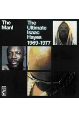 New Vinyl Isaac Hayes - The Man!: The Ultimate Isaac Hayes 1969-1977 2LP