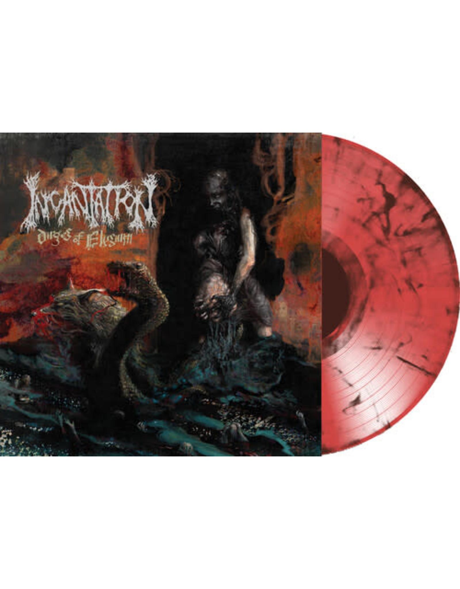 New Vinyl Incantation - Dirges Of Elyzium (Colored) LP