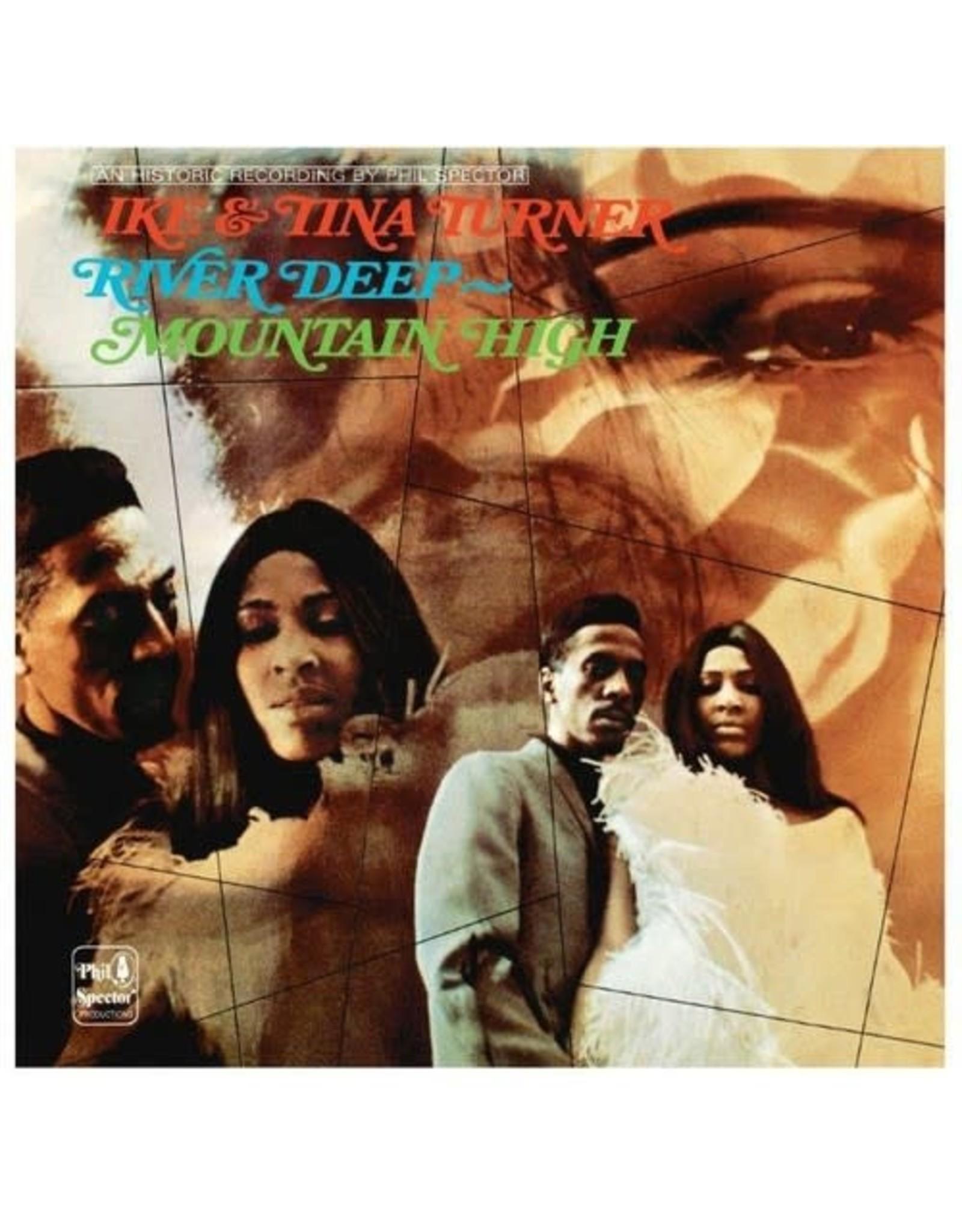New Vinyl Ike & Tina Turner - River Deep Mountain High LP