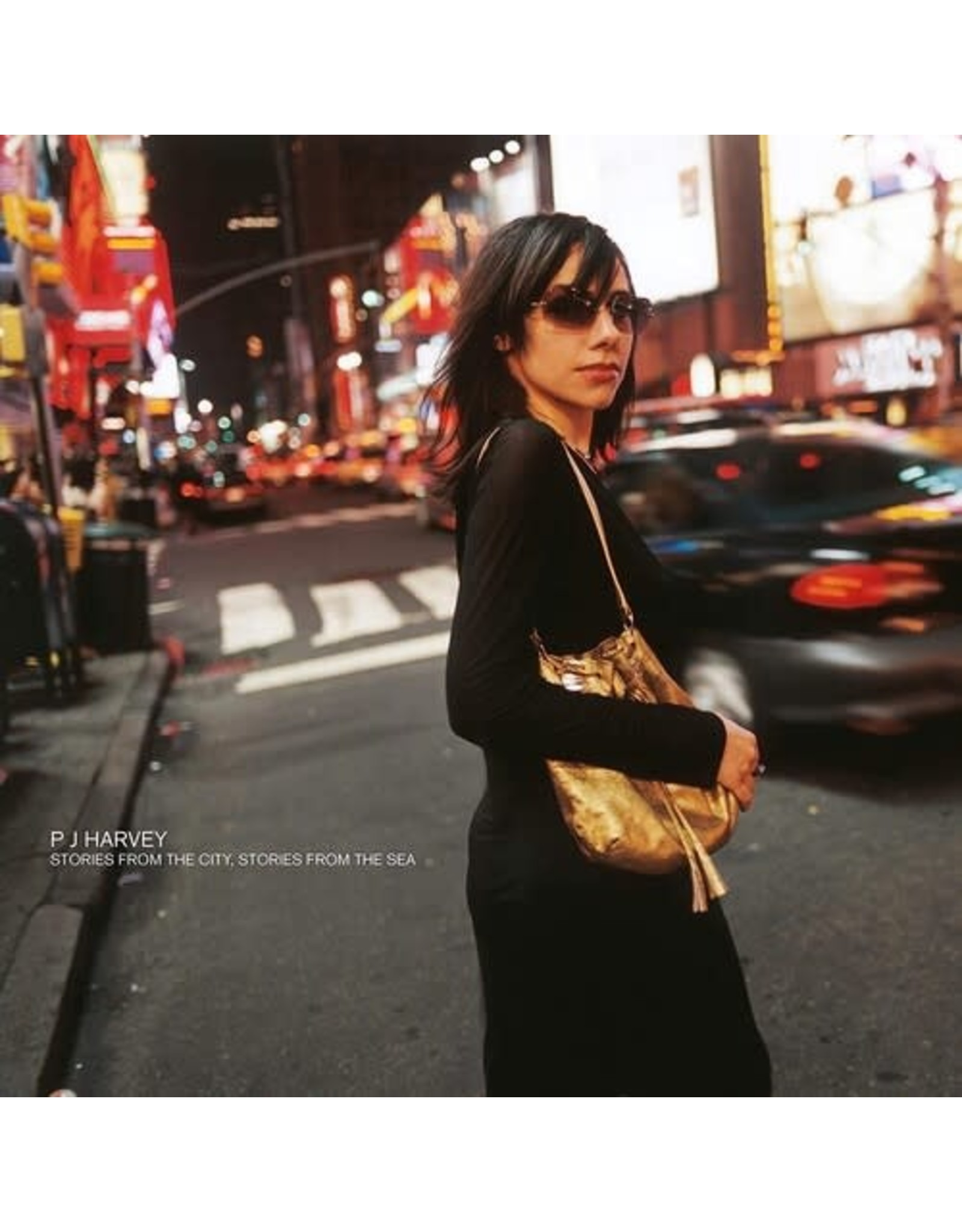 New Vinyl PJ Harvey - Stories From The City, Stories From The Sea LP