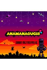 New Vinyl Anamanaguchi - Dawn Metropolis (Colored) LP
