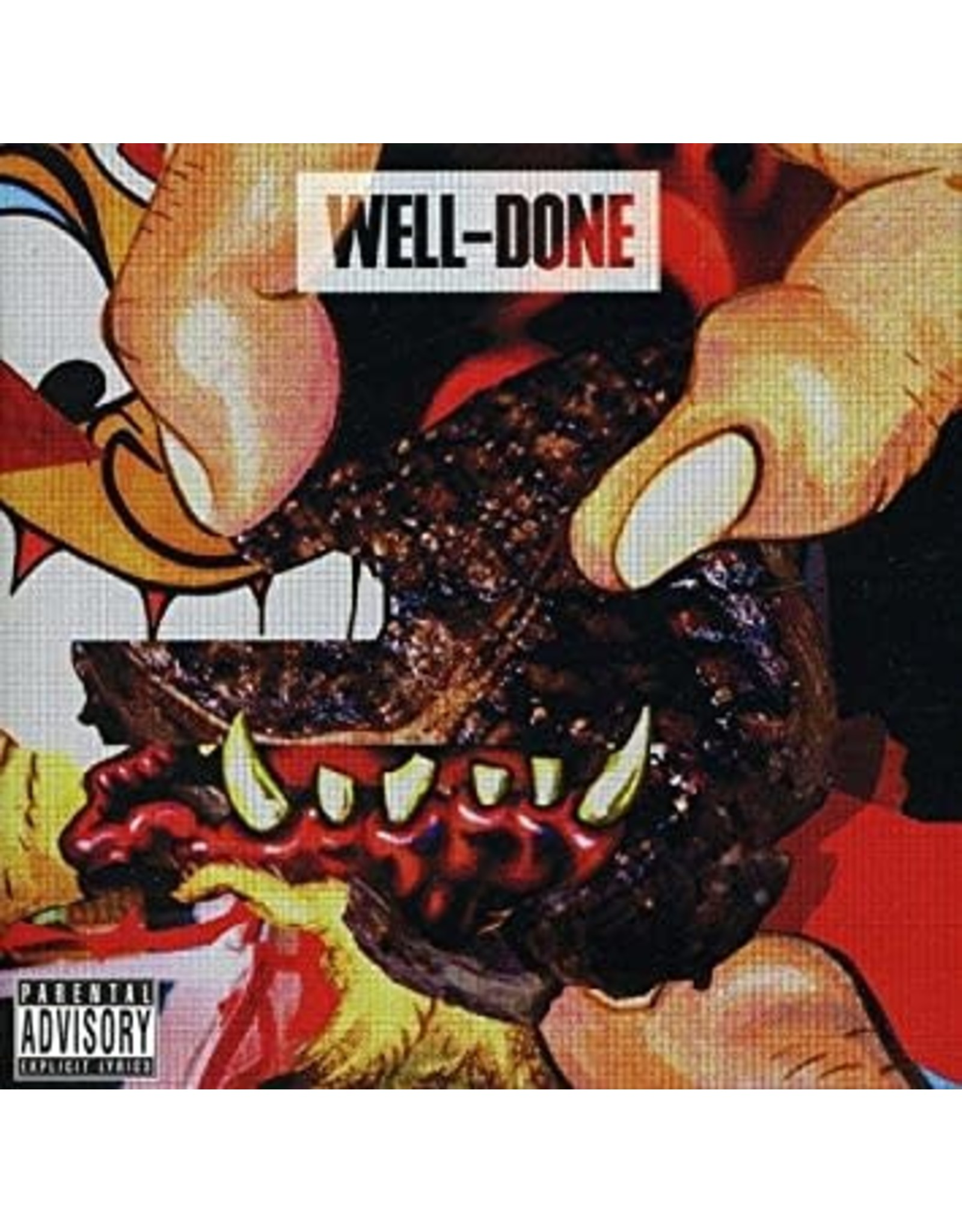 New Vinyl Action Bronson & Statik Selektah - Well Done (Colored) 2LP