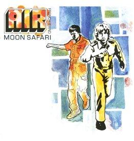New Vinyl Air - Moon Safari LP