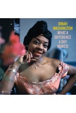 New Vinyl Dinah Washington - What A Difference A Day Makes LP