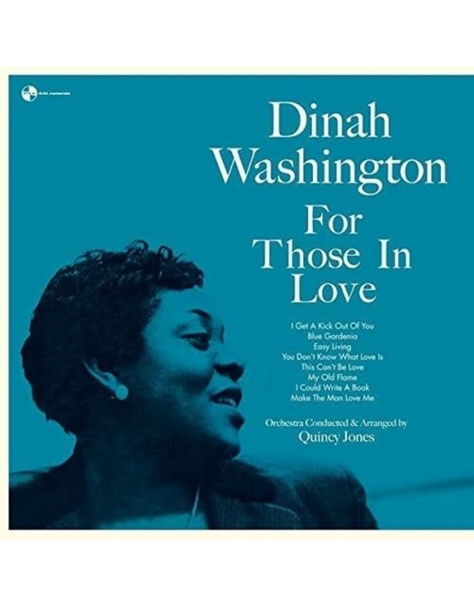 New Vinyl Dinah Washington - For Those In Love LP