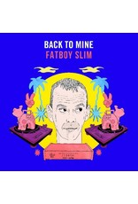 New Vinyl Fatboy Slim / Various - Back To Mine: Fatboy Slim 2LP