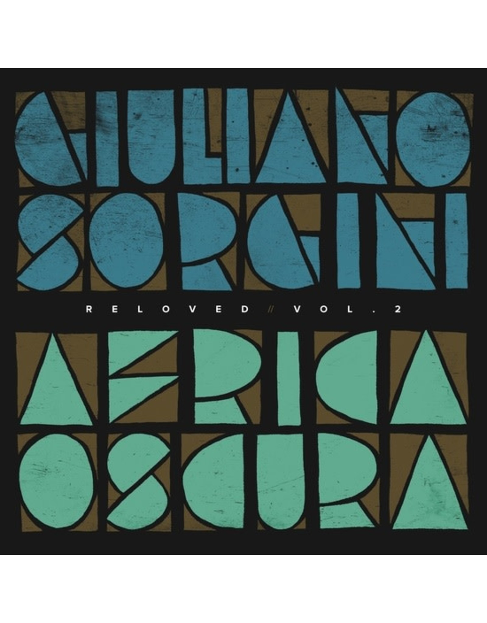 """New Vinyl Various - Africa Oscura Reloved Vol. 2 12"""""""