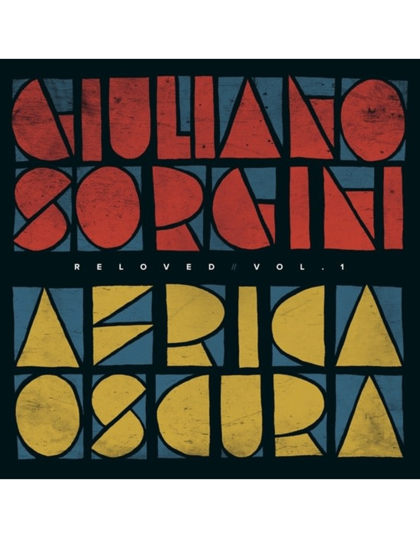 New Vinyl Various - Africa Oscura Reloved Vol. 1 12""